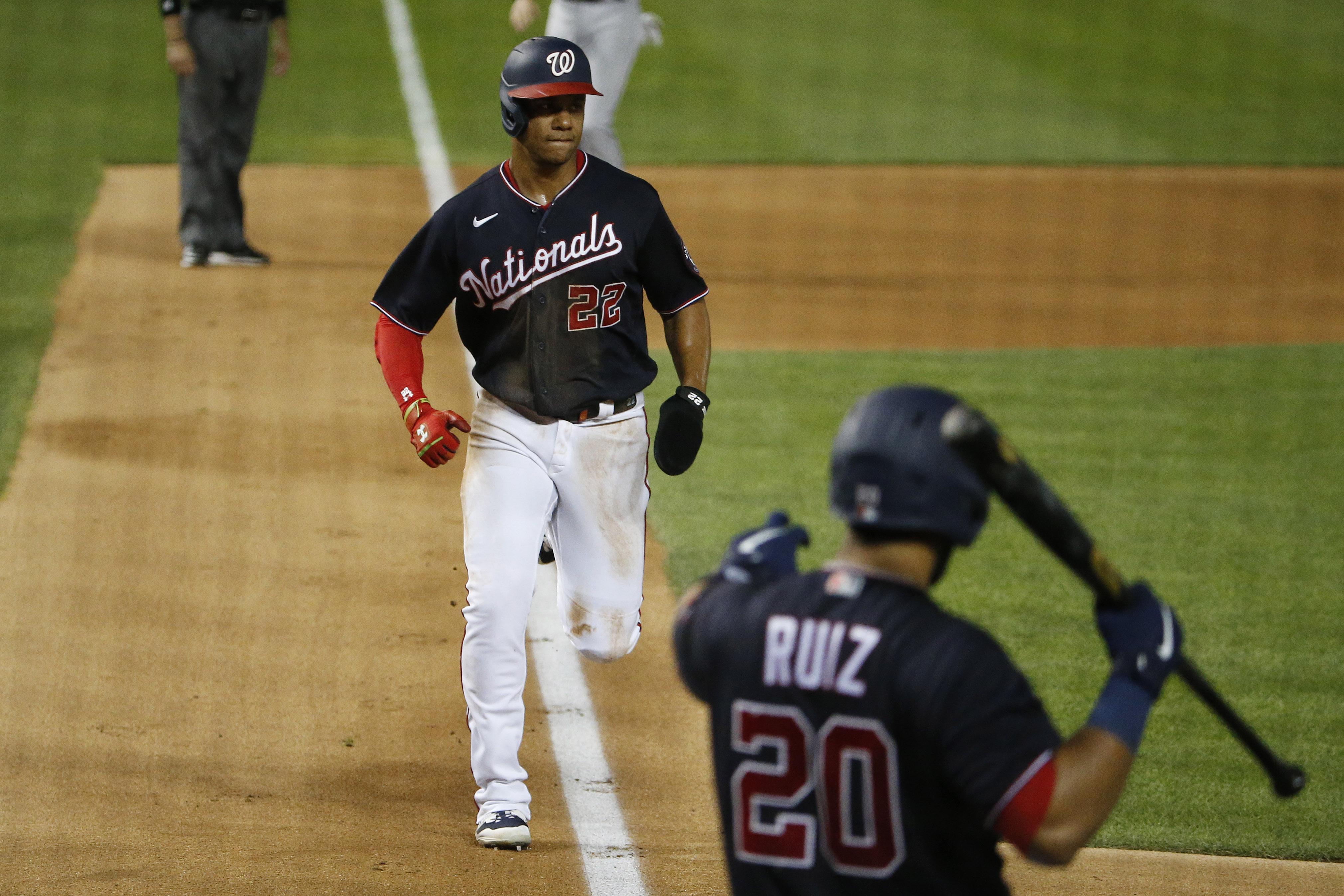 MLB: Colorado Rockies at Washington Nationals