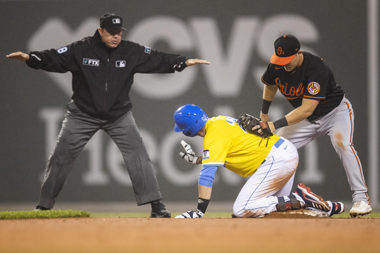 Baltimore Oriolles v Boston Red Sox
