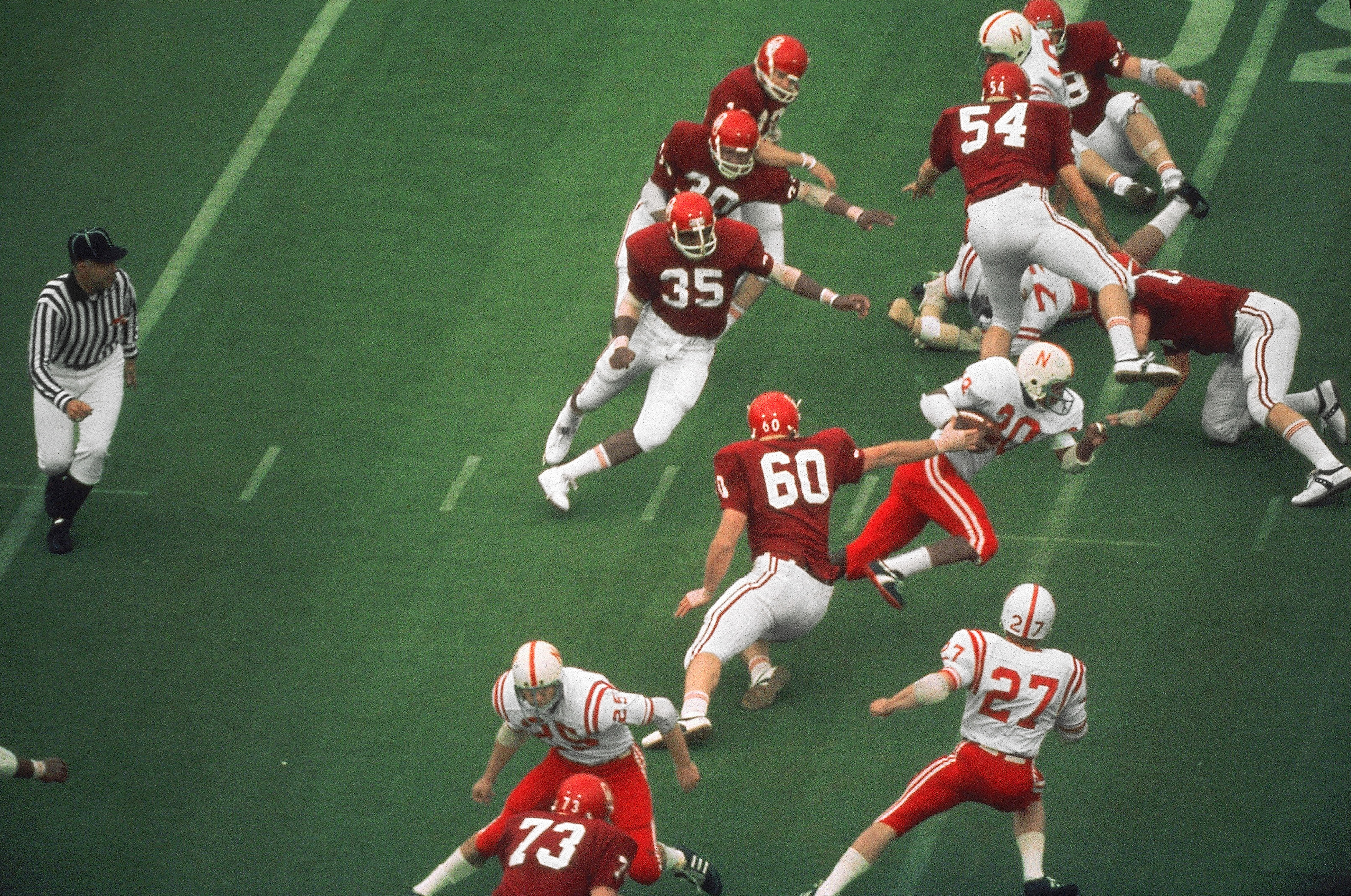 University of Nebraska Johnny Rodgers