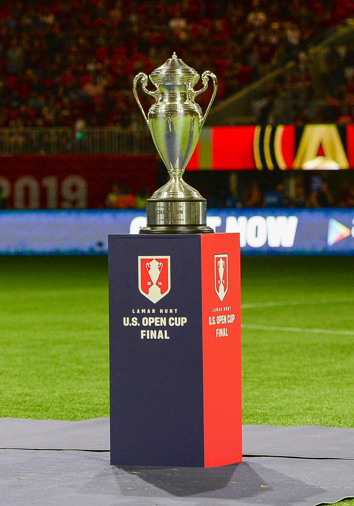 SOCCER: AUG 27 US Open Cup Final - Minnesota United FC at Atlanta United FC