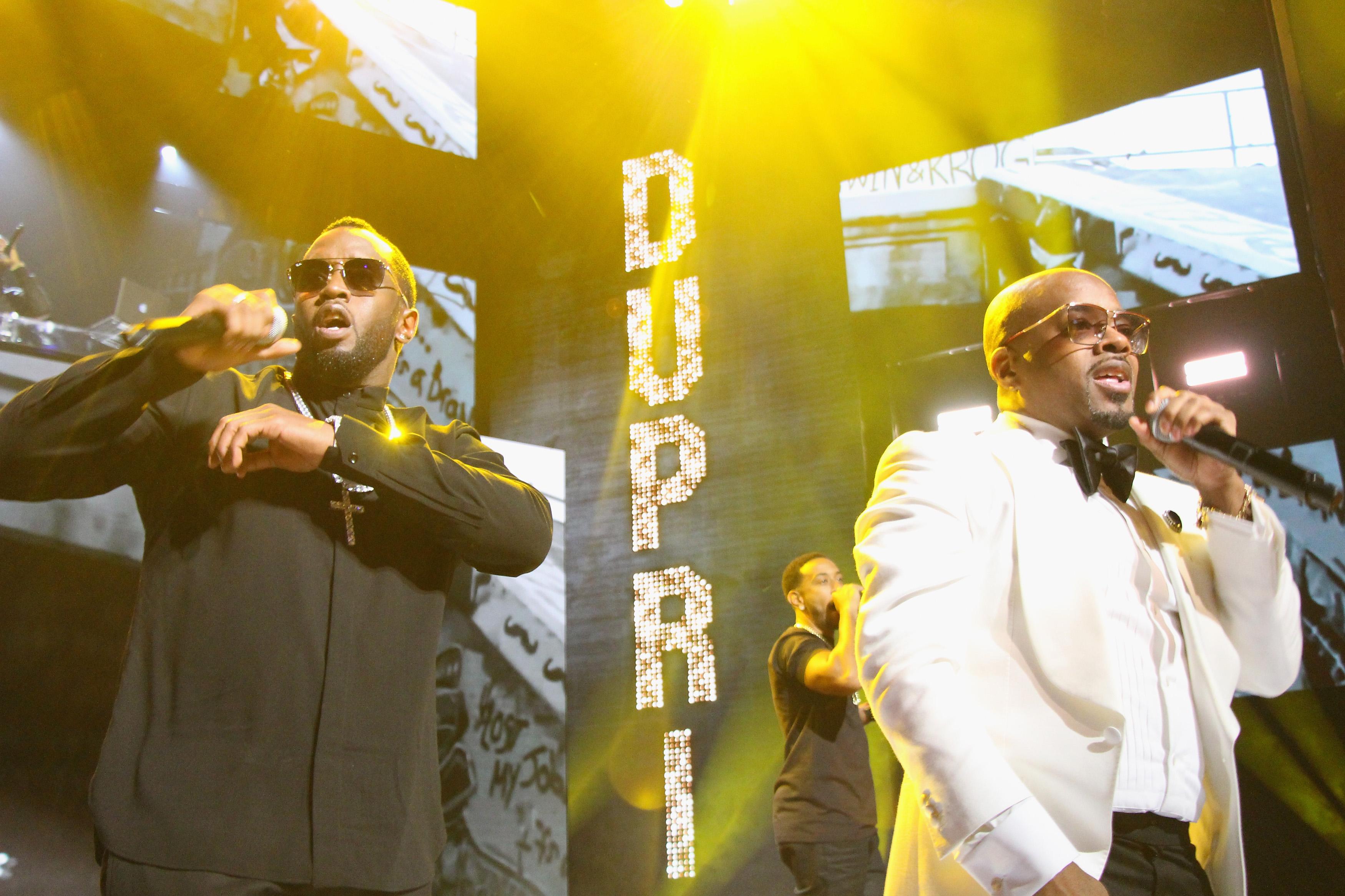 Diddy/ Jermaine Dupri