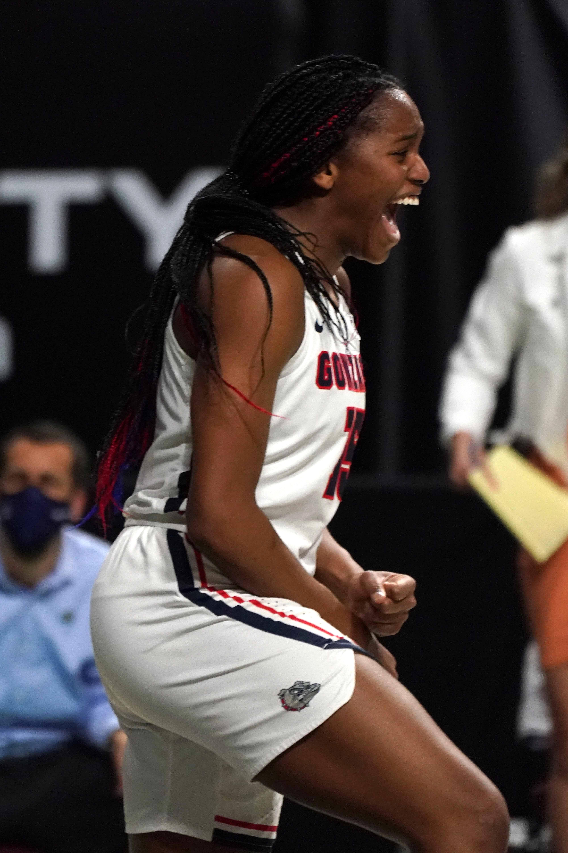 NCAA Women's Basketball-WCC Tournament-BYU vs Gonzaga