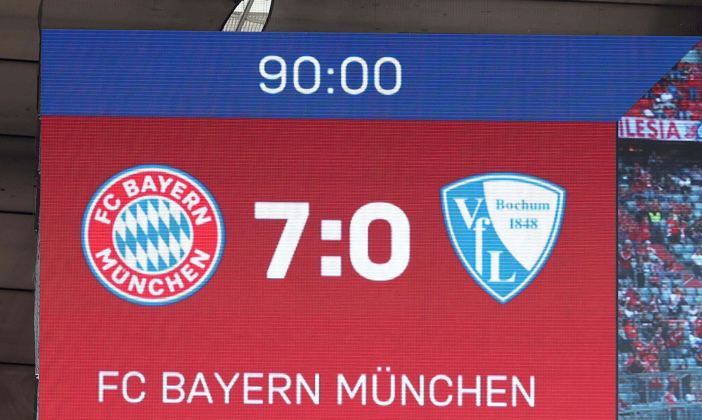 FC Bayern München v VfL Bochum - Bundesliga