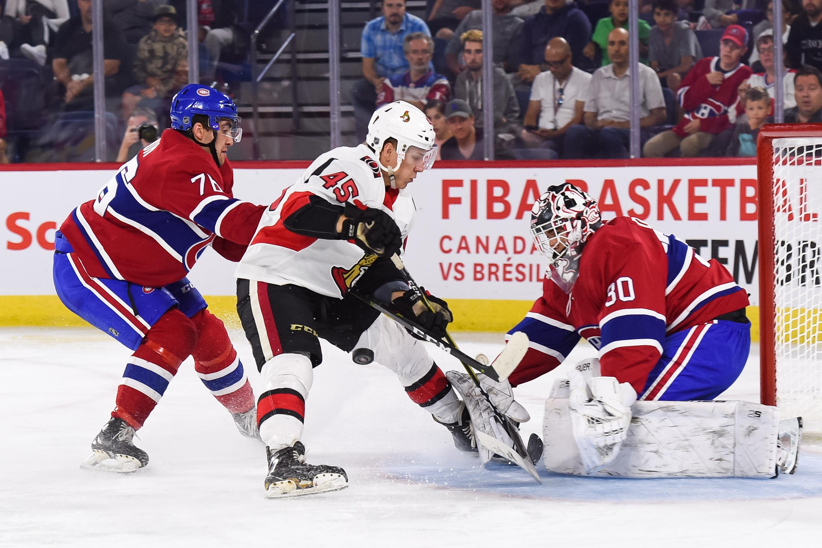 NHL: SEP 07 NHL Rookie Showdown