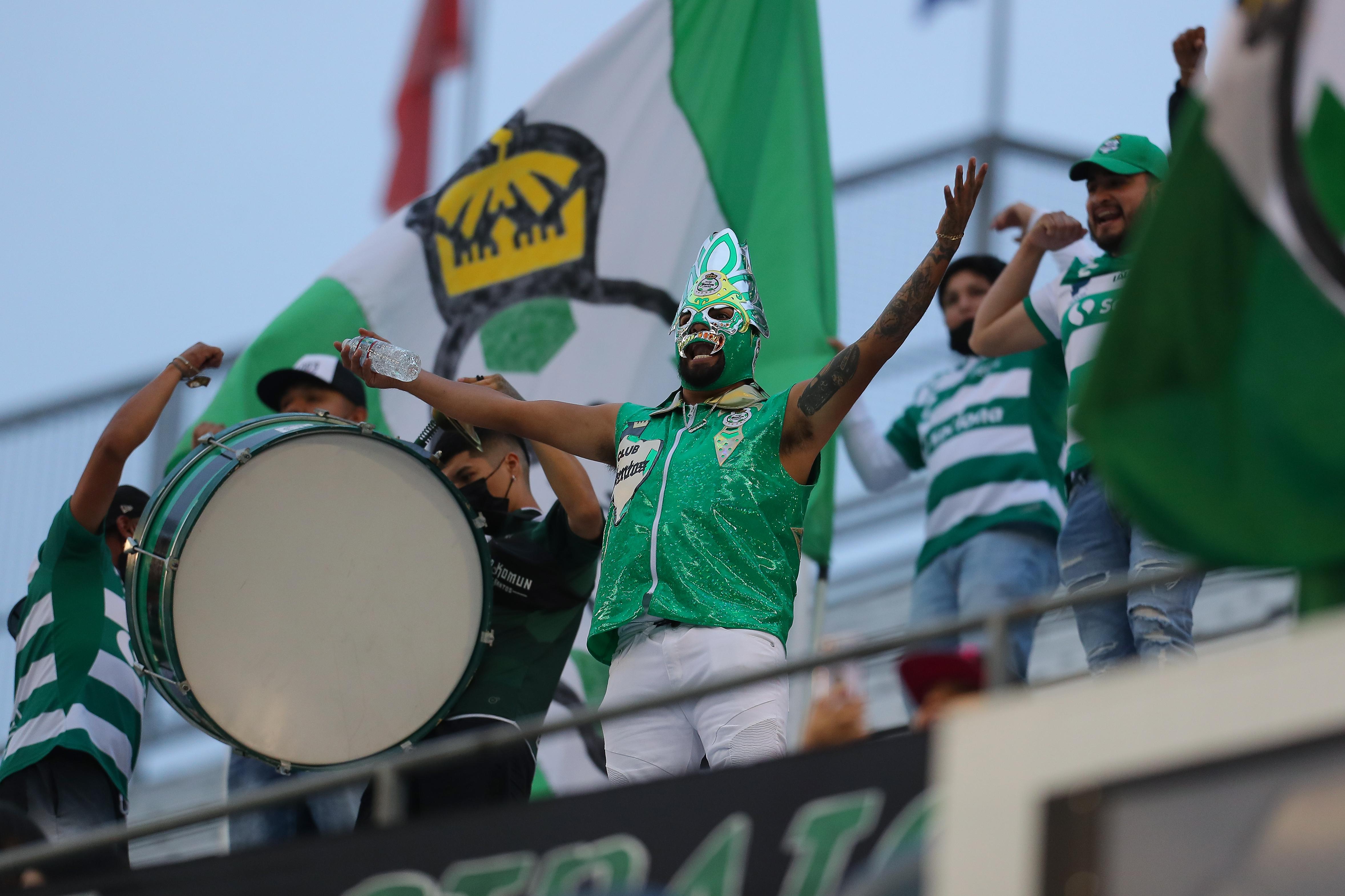 Leagues Cup 2021: Semifinals - Santos Laguna v Seattle Sounders FC