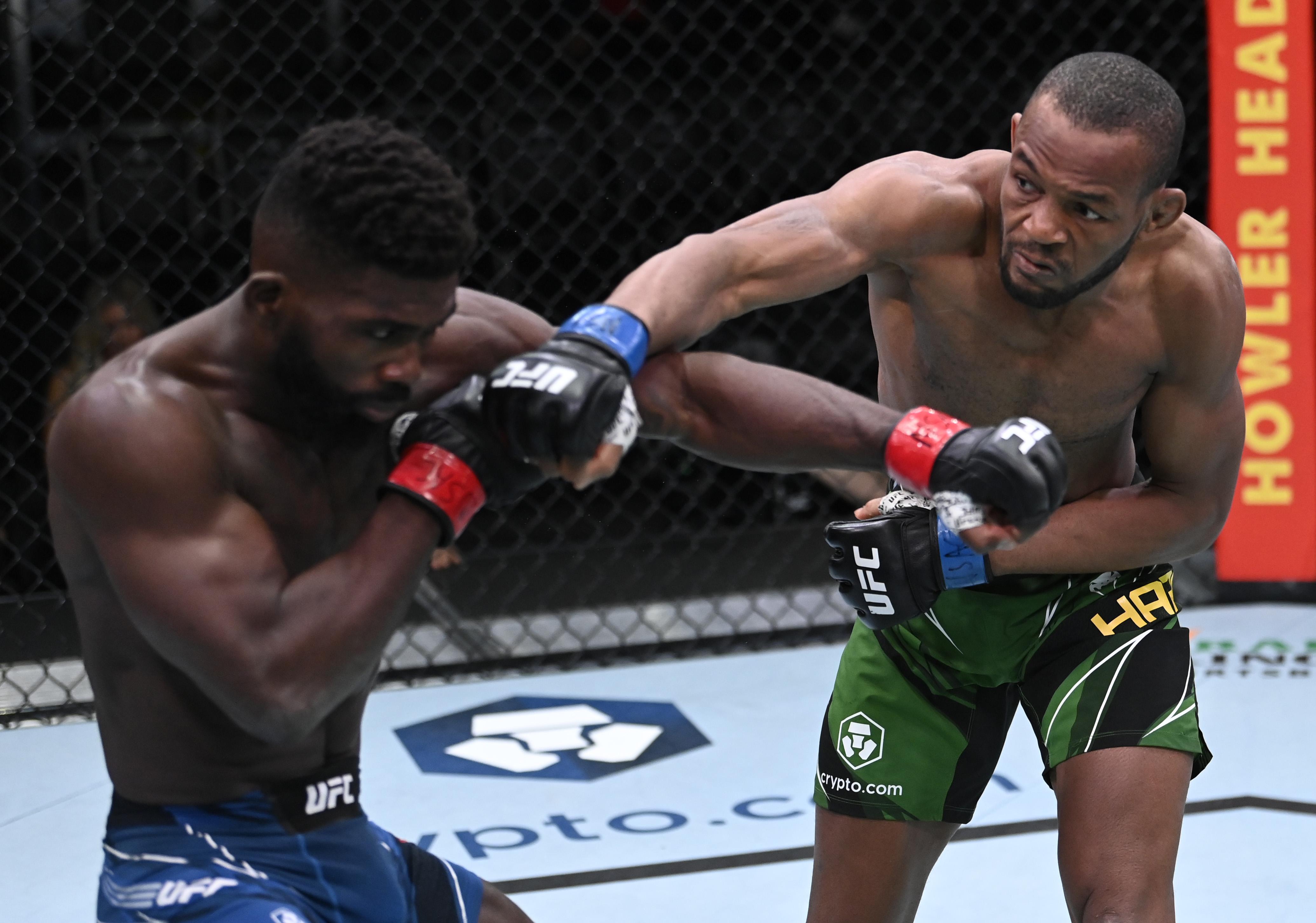 UFC Fight Night: Kasanganay v Harris
