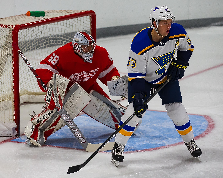NHL Prospects Tournament Day-2 Detroit vs St. Louis