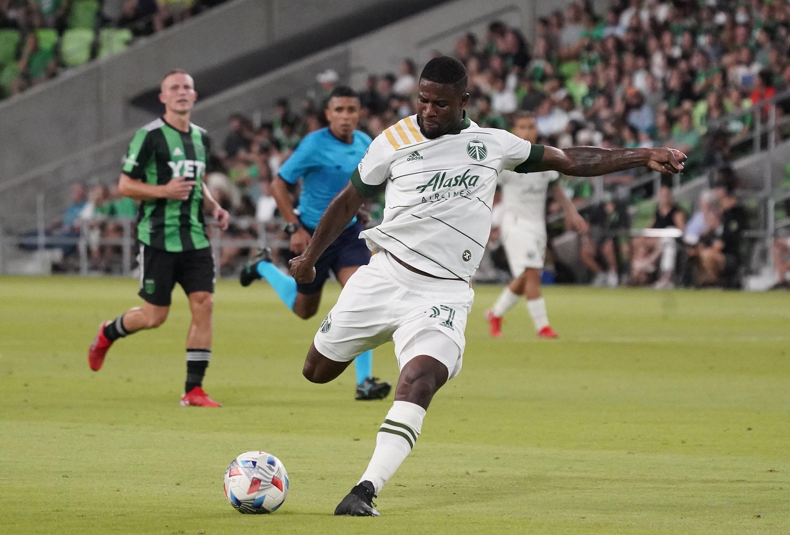 MLS: Portland Timbers at Austin FC