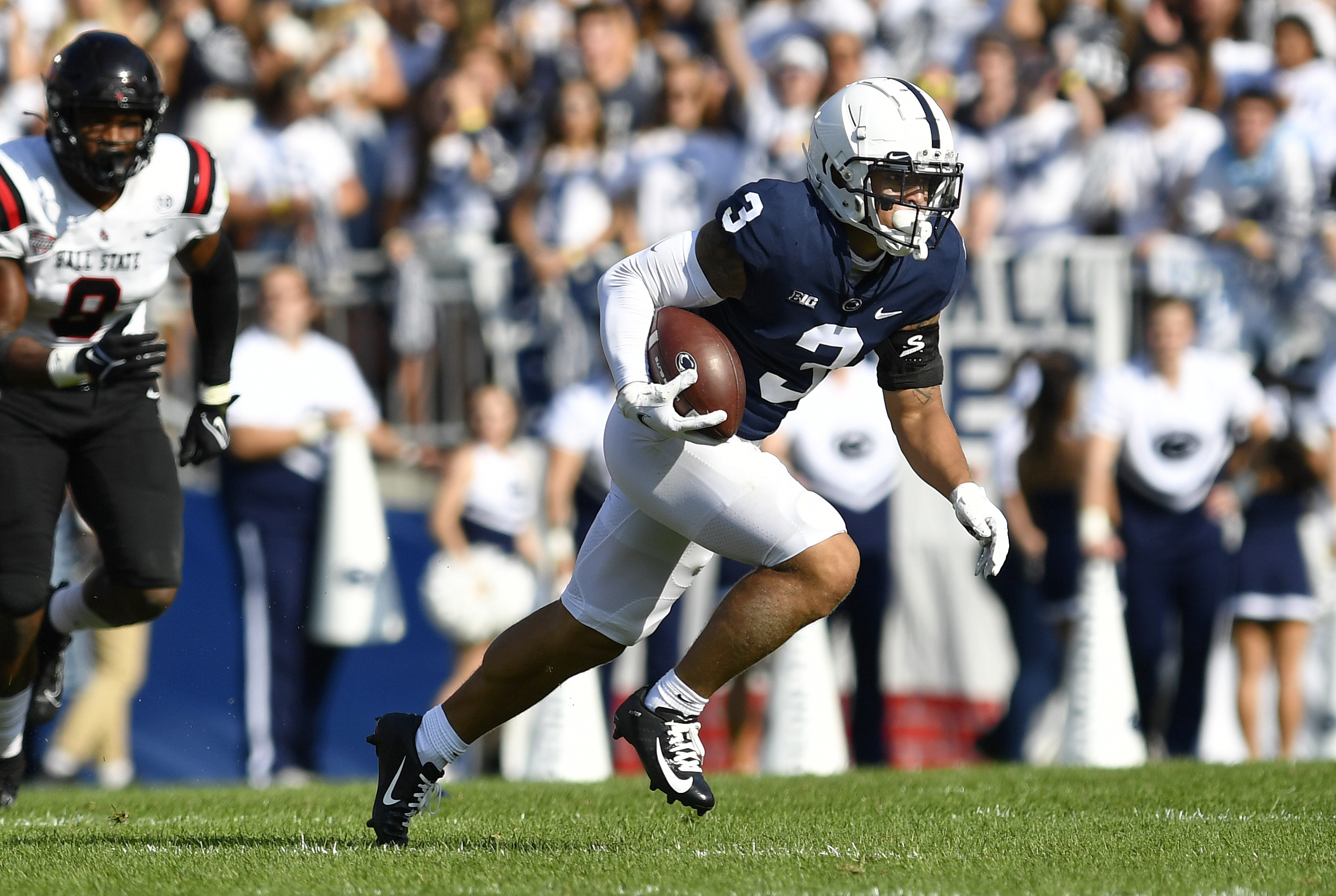 COLLEGE FOOTBALL: SEP 11 Ball State at Penn State