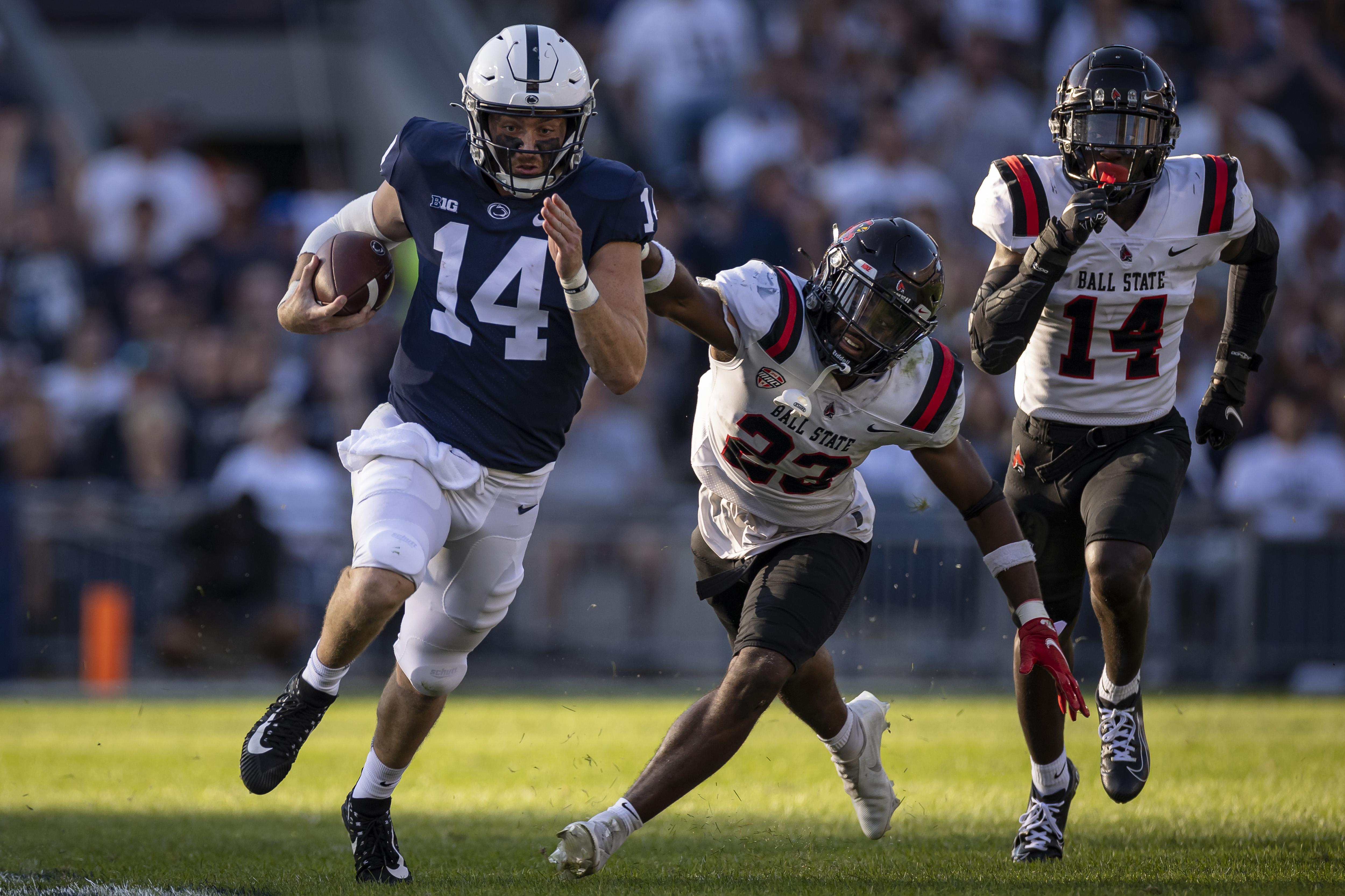 Ball State v Penn State