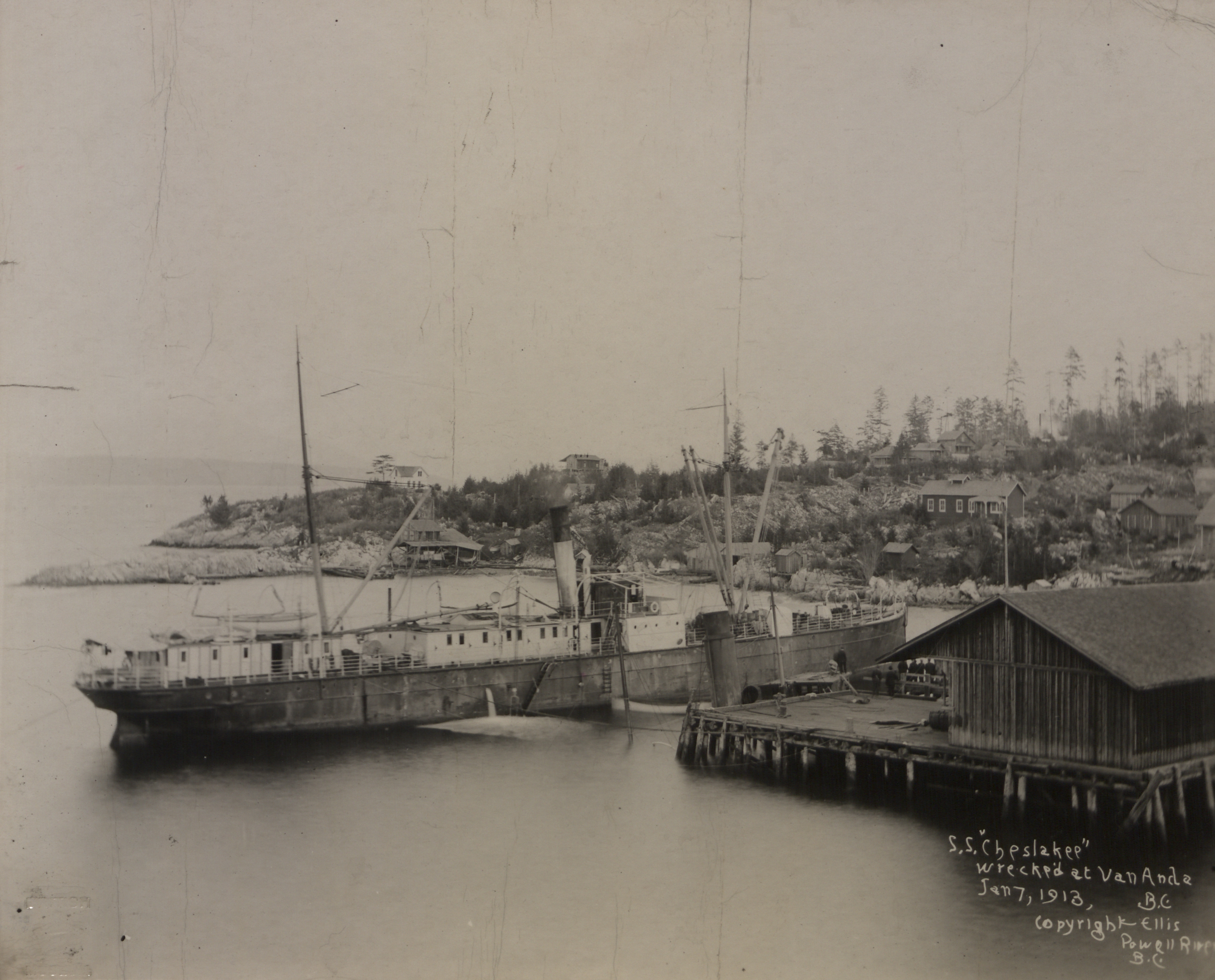 S.S. 'Cheslakee'