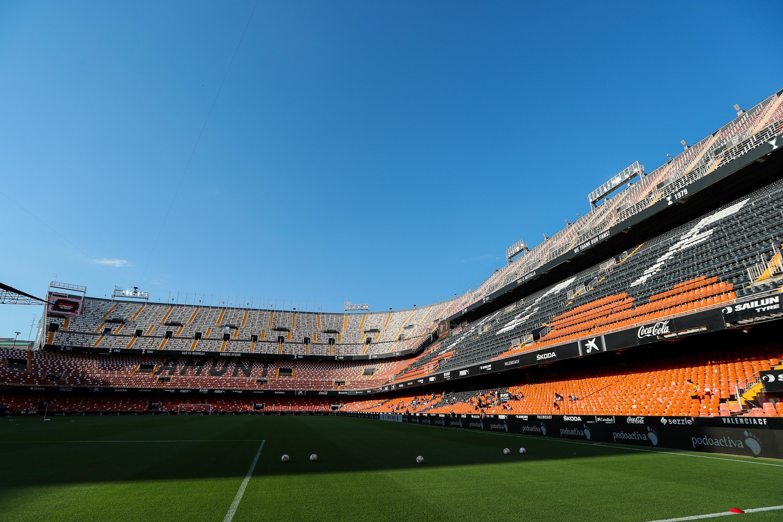 Valencia Cf V Ac Milan - Taronja Football Trophy