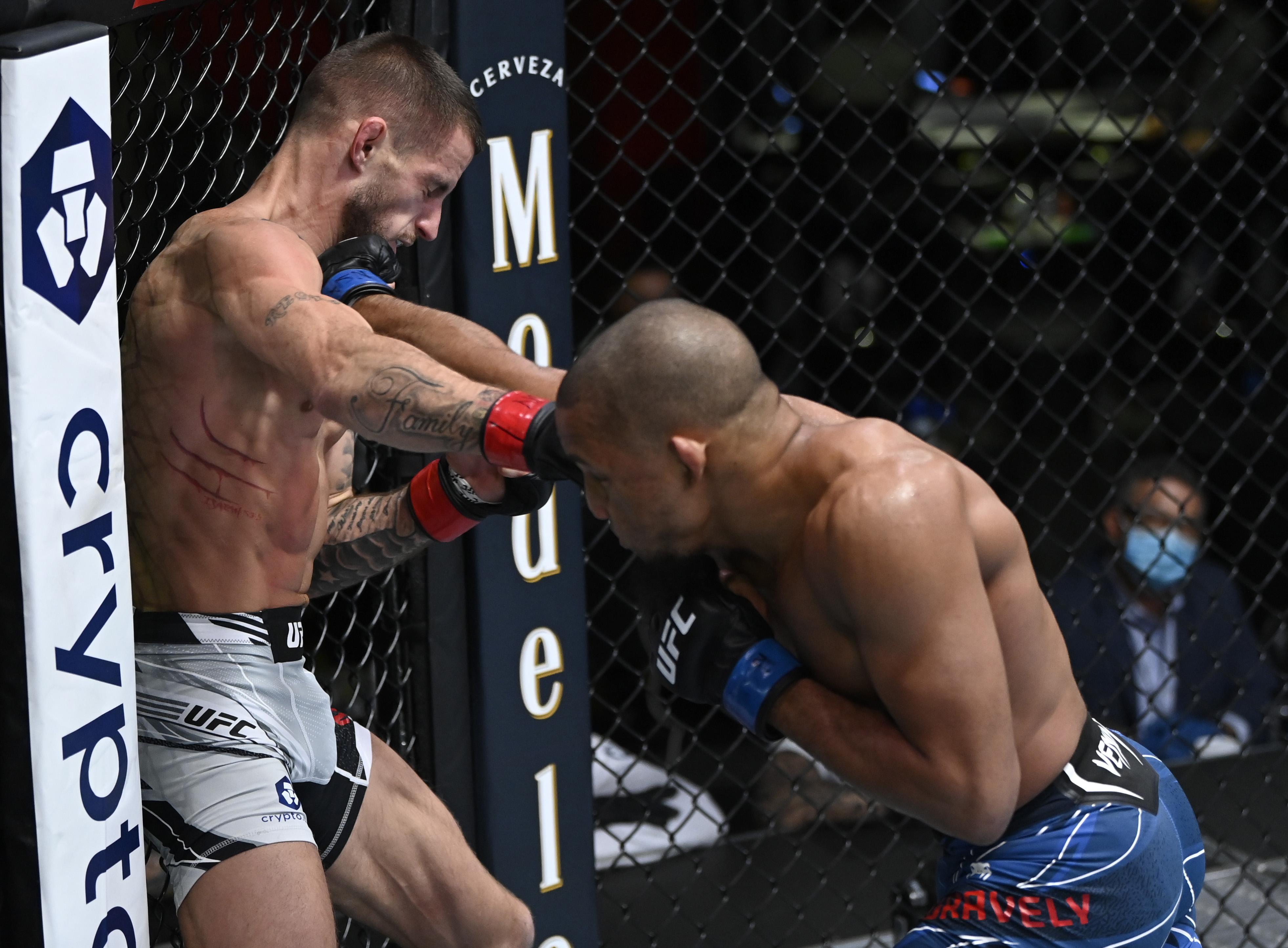 UFC Fight Night: Gravely v Maness