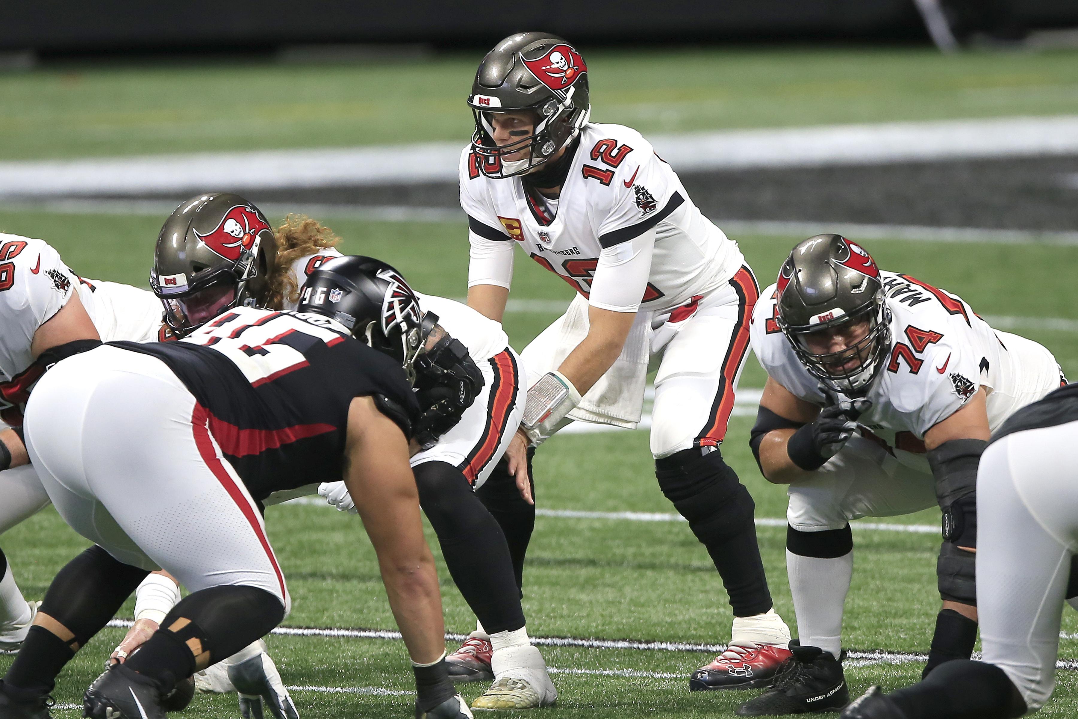 NFL: DEC 20 Buccaneers at Falcons