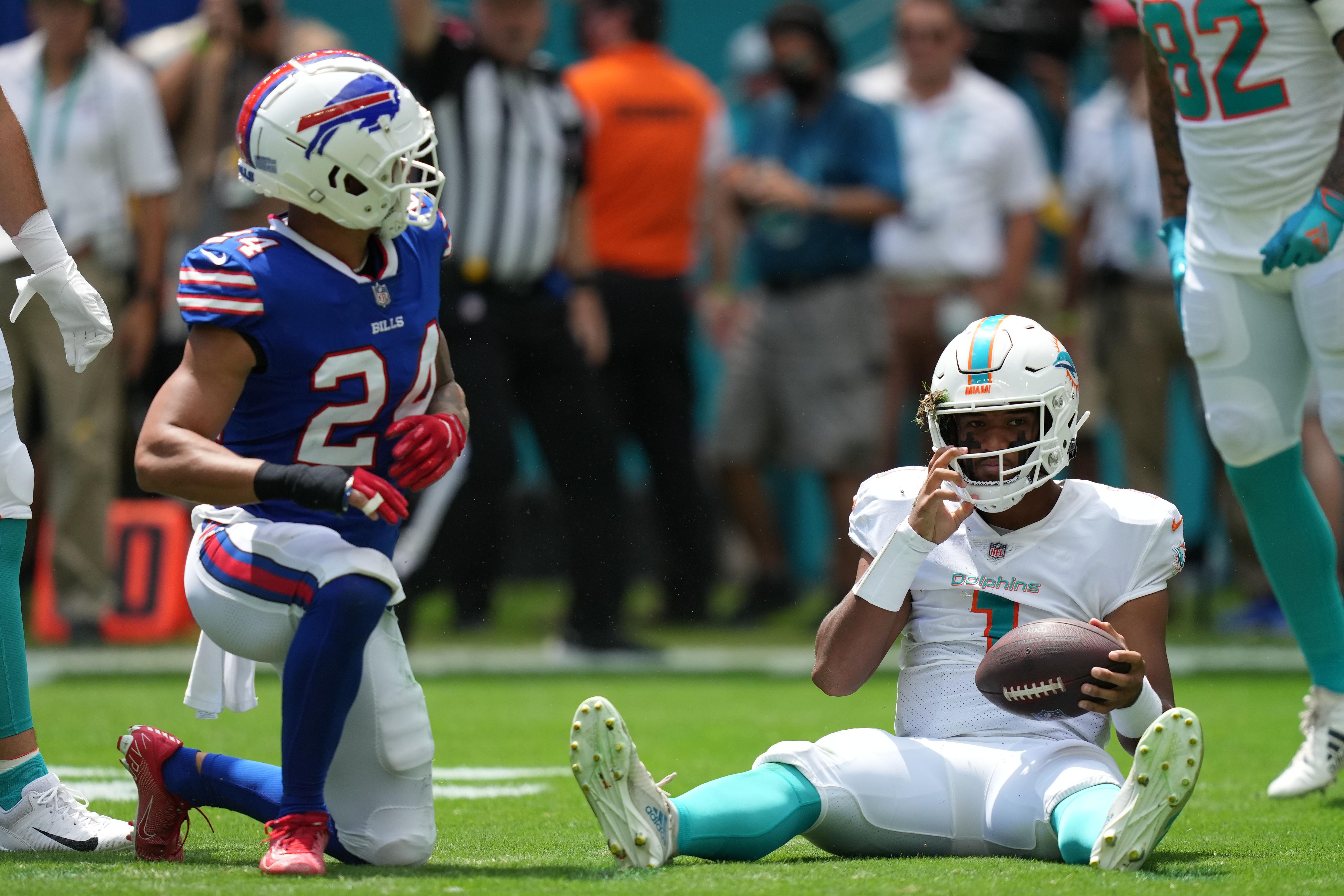 NFL: Buffalo Bills at Miami Dolphins