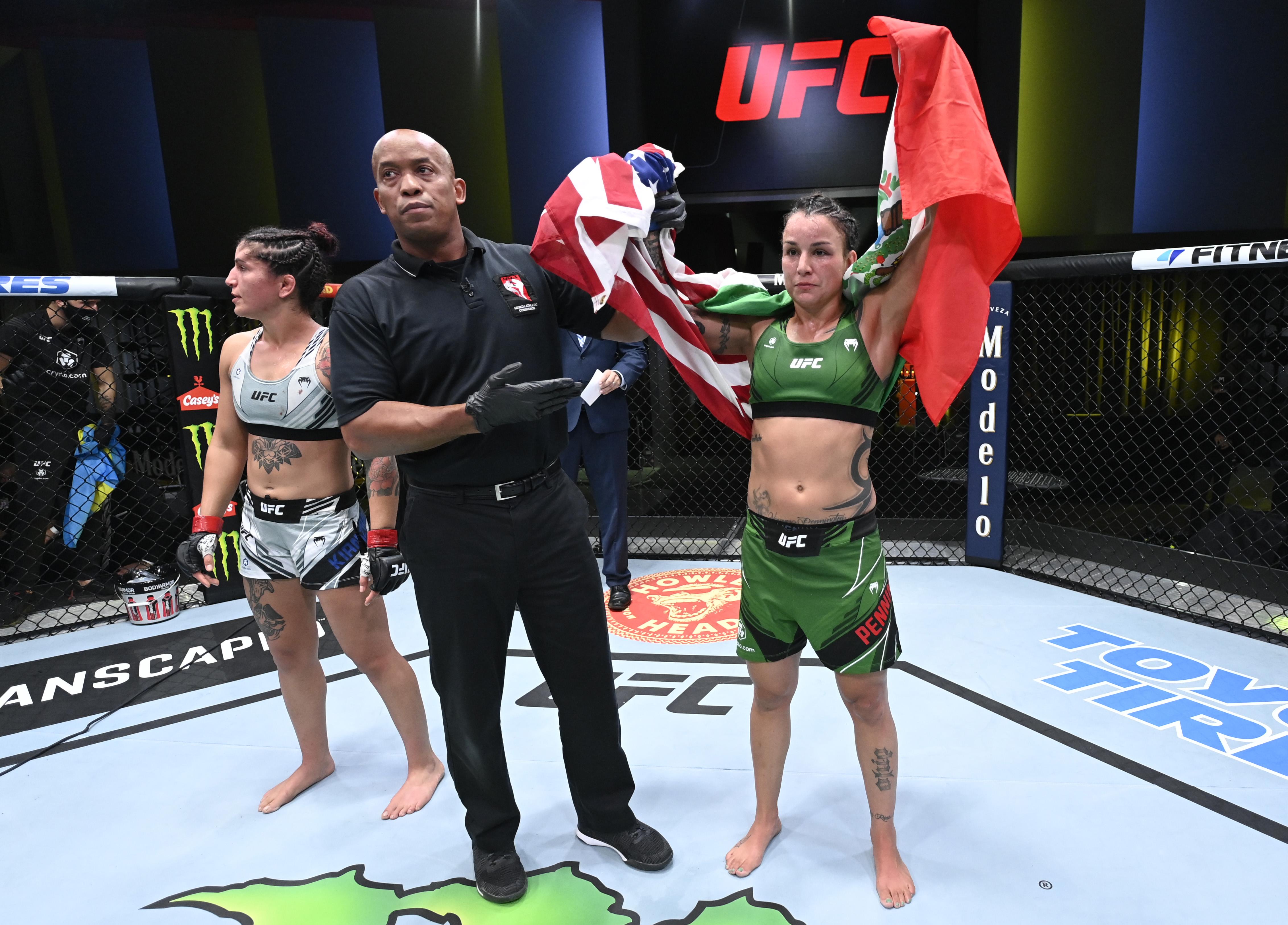 UFC Fight Night: Kianzad v Pennington
