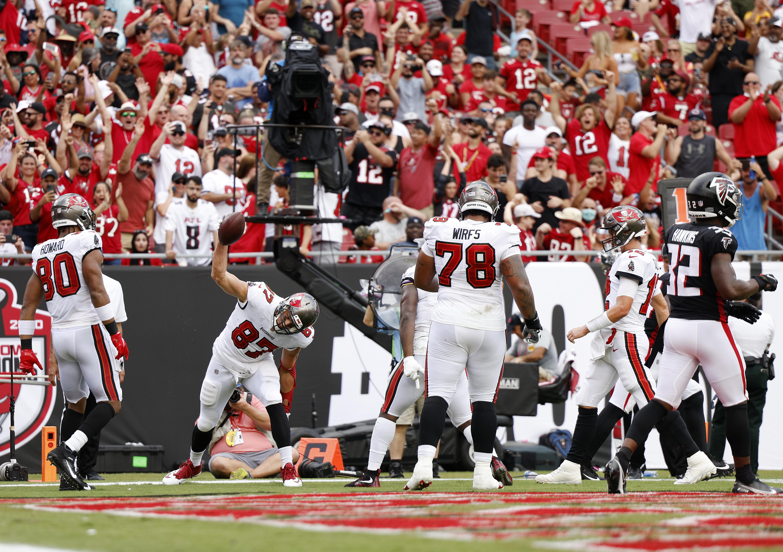 Atlanta Falcons v Tampa Bay Buccaneers