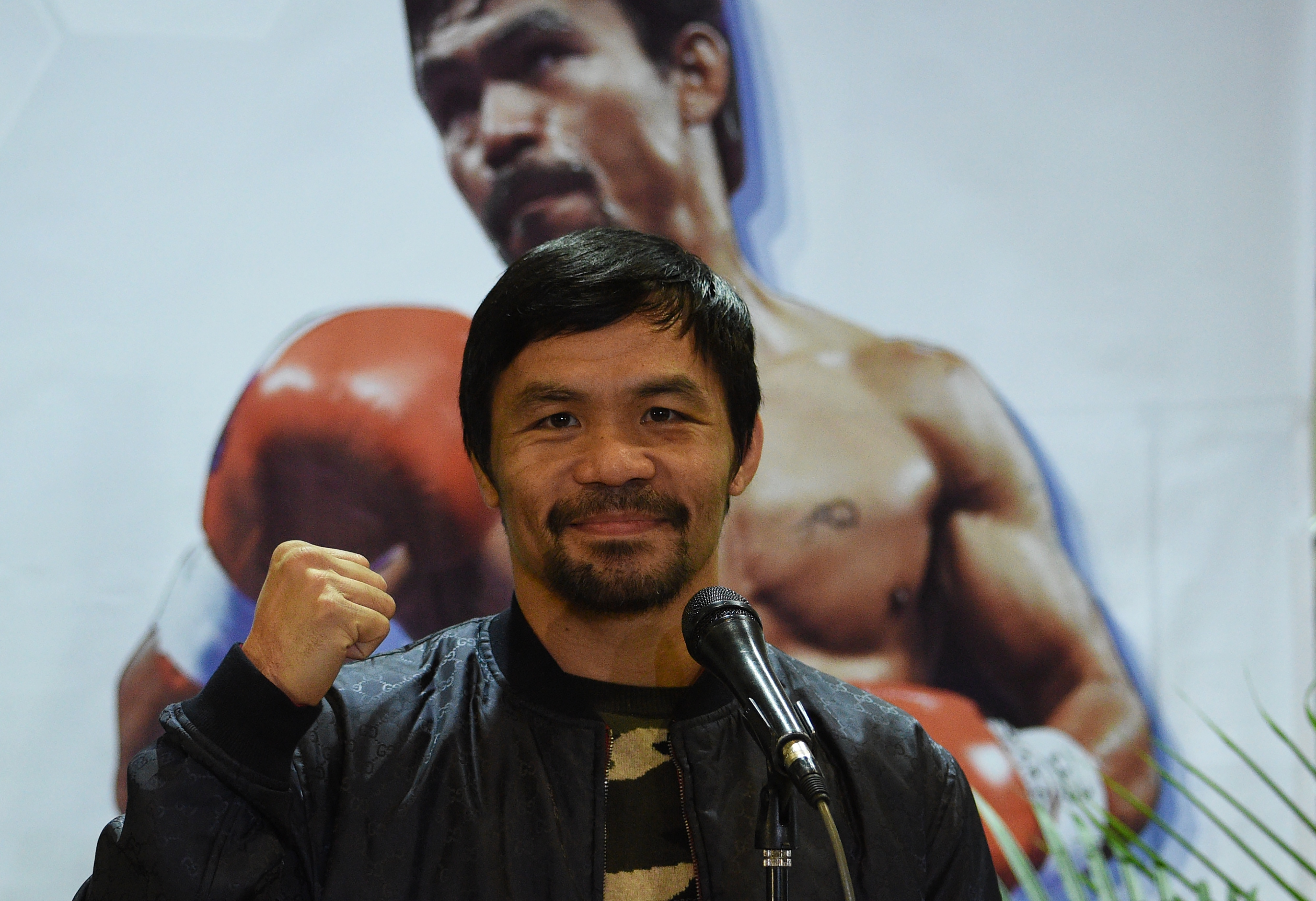 Senator Manny Pacquiao will be gunning for the highest political seat in his home country of the Philippines.