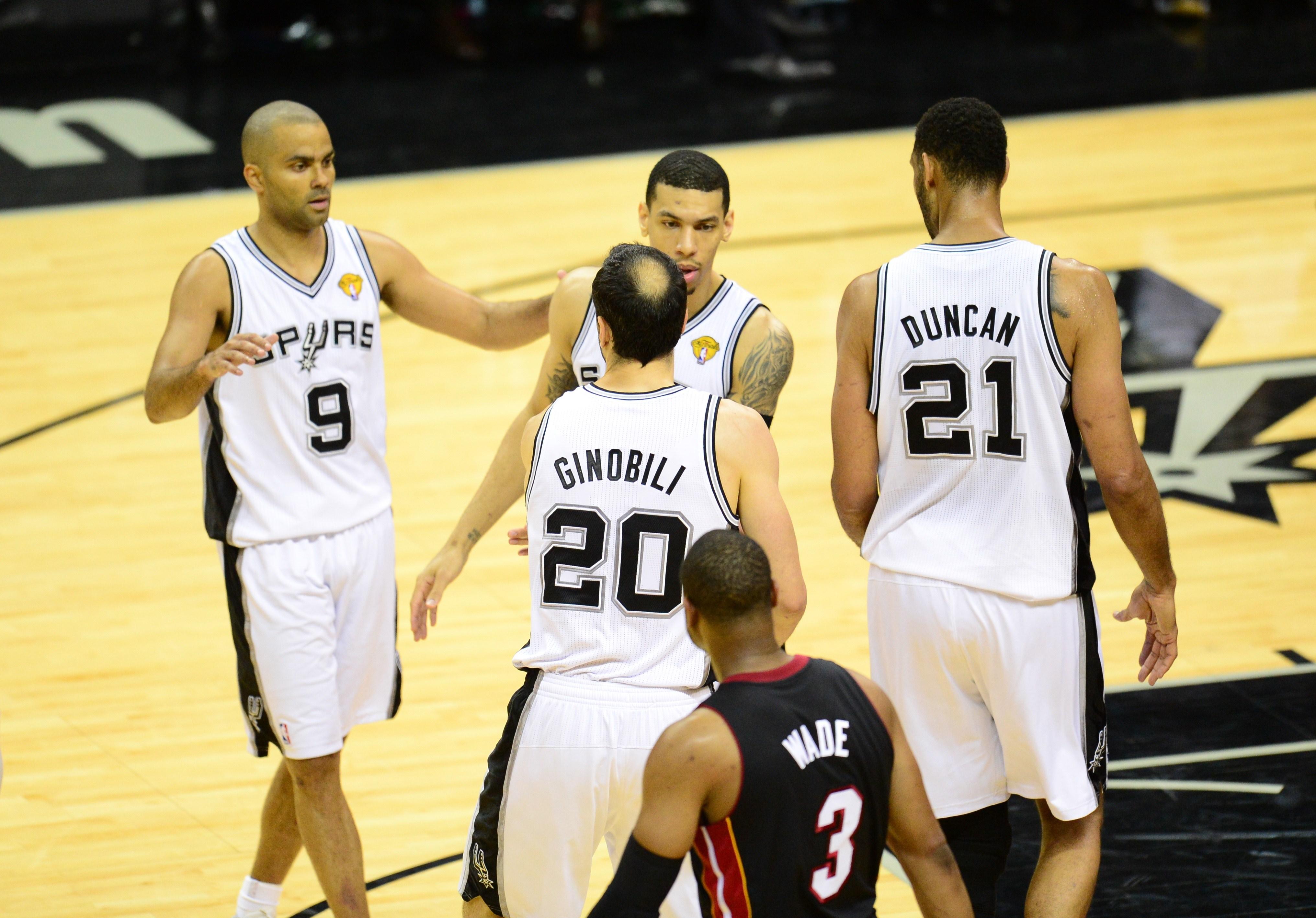 BASKET-BKN-BKO-NBA FINALS-GAME 5-SPURS HEAT