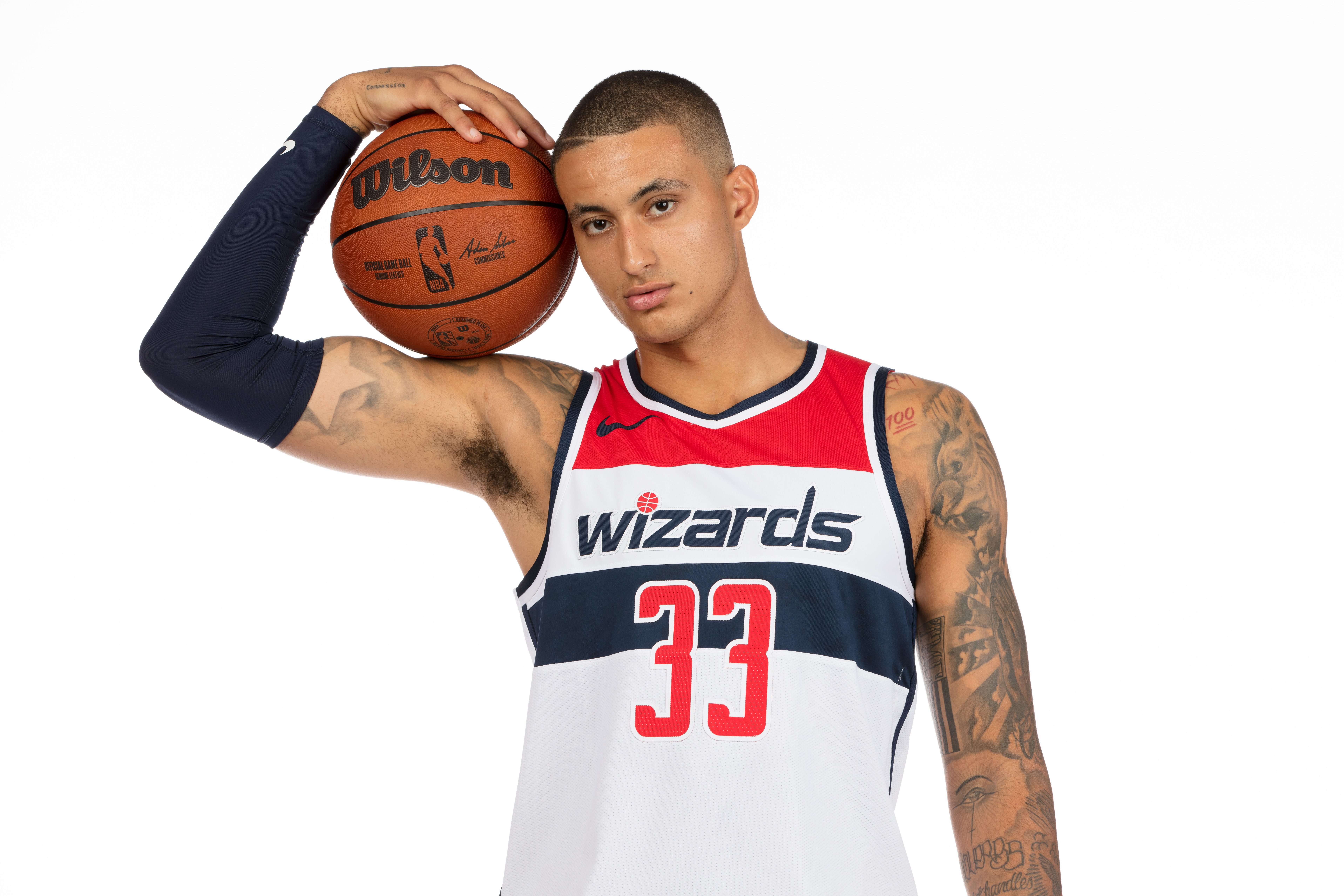 Washington Wizards Introduce New Player Shoot