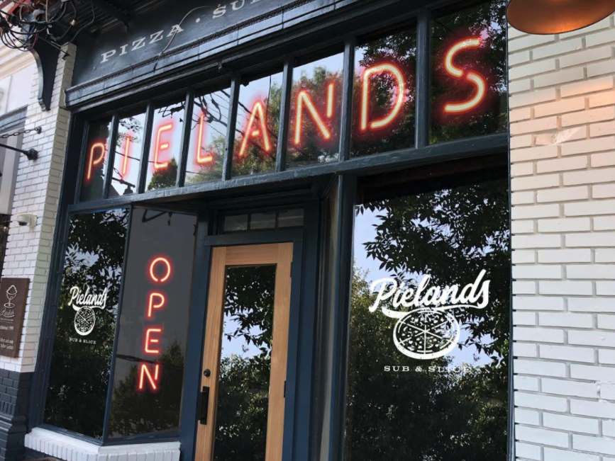 Pielands pizzeria opens this fall in Virginia-Highland, replacing previously announced Pizza by the Slice restaurant in the Goin' Coastal space.