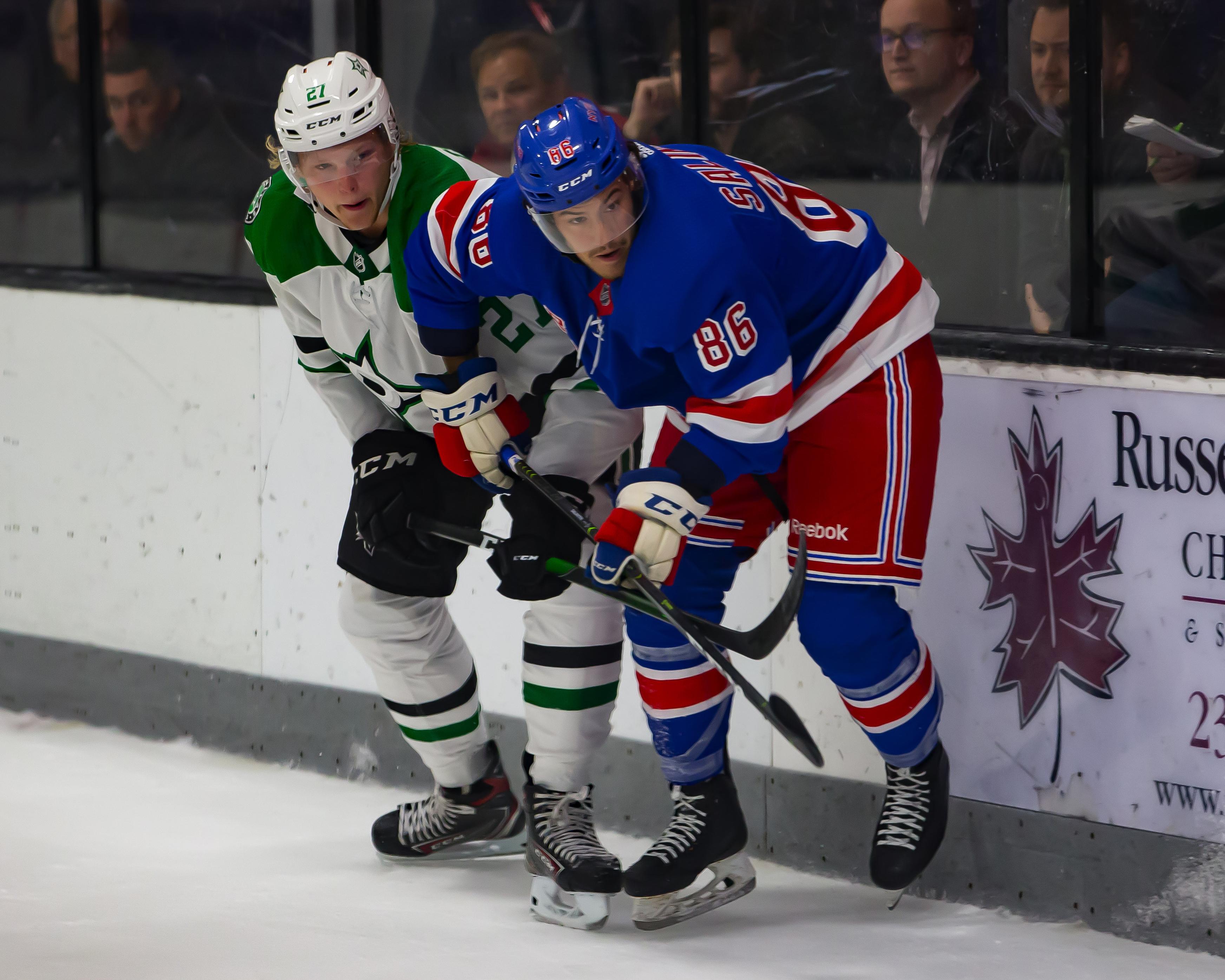 NHL Prospects Tournament Day-2 New York vs Dallas