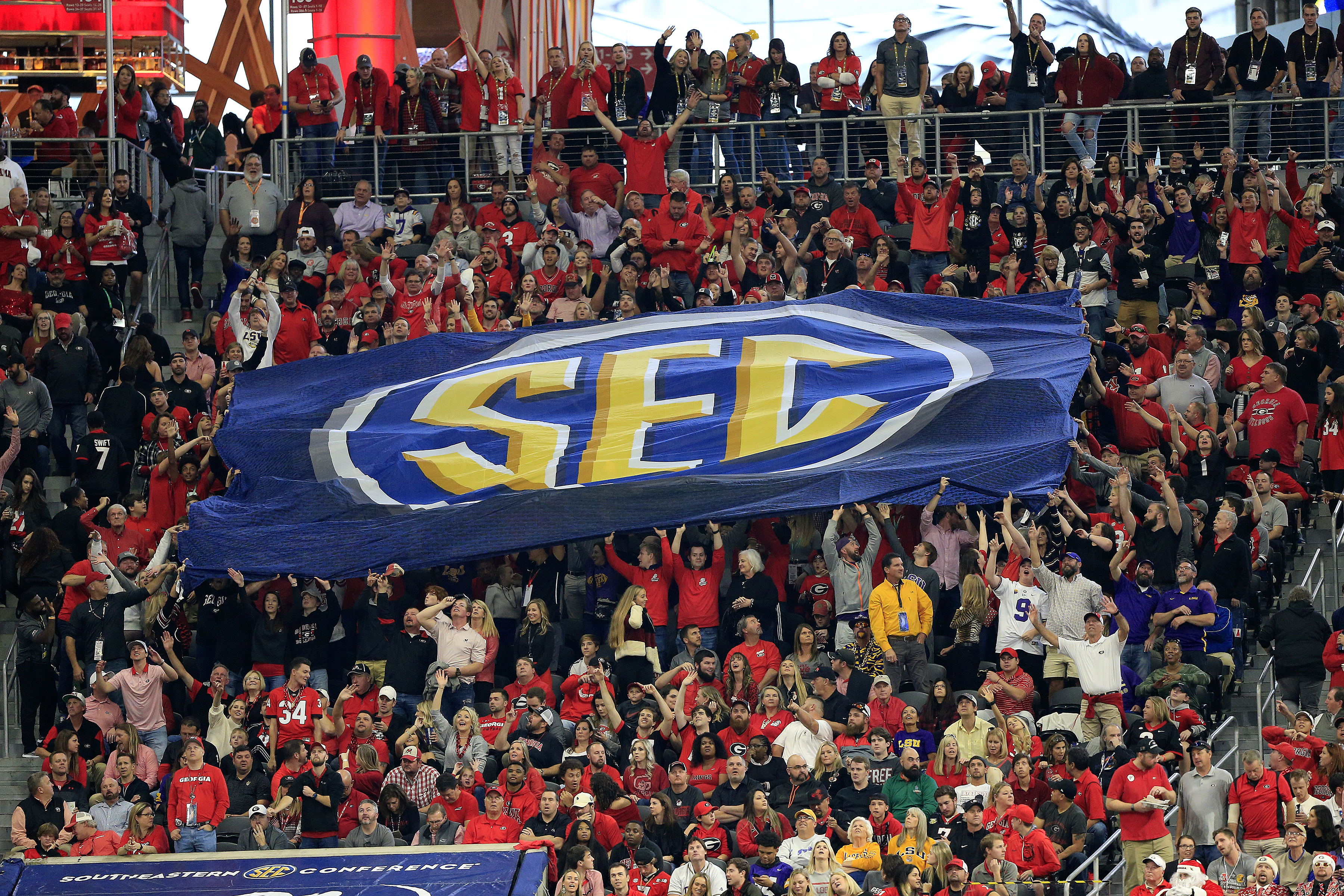 COLLEGE FOOTBALL: DEC 07 SEC Championship Game