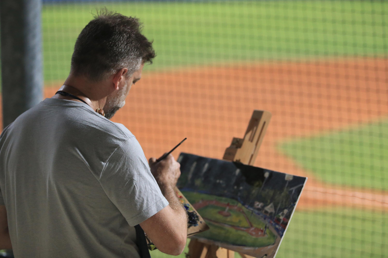 Netherlands v Great Britain - Baseball: Baseball European Championship 2021 - Quarter finals