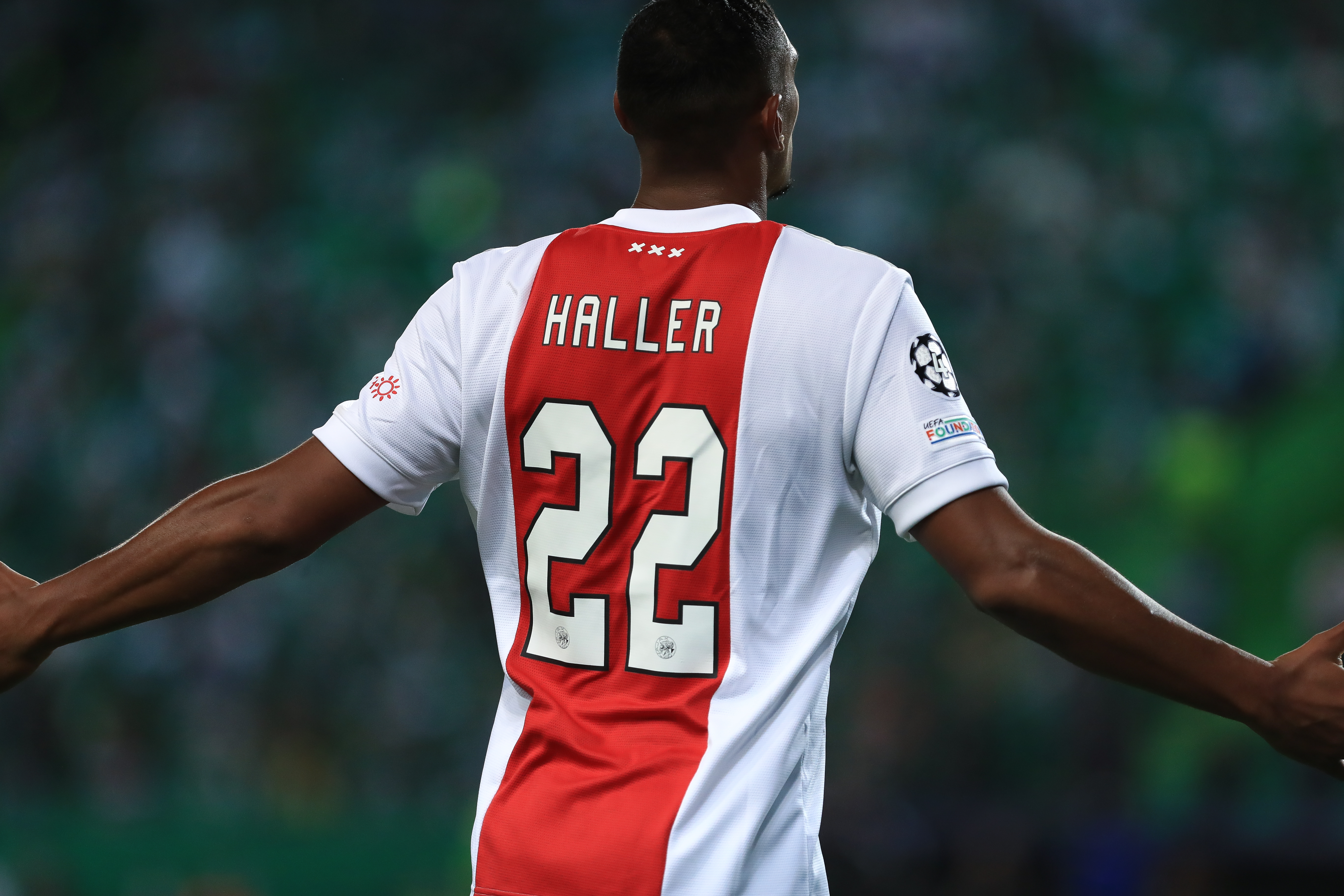 Sébastien Haller - AFC Ajax: Group C - UEFA Champions League