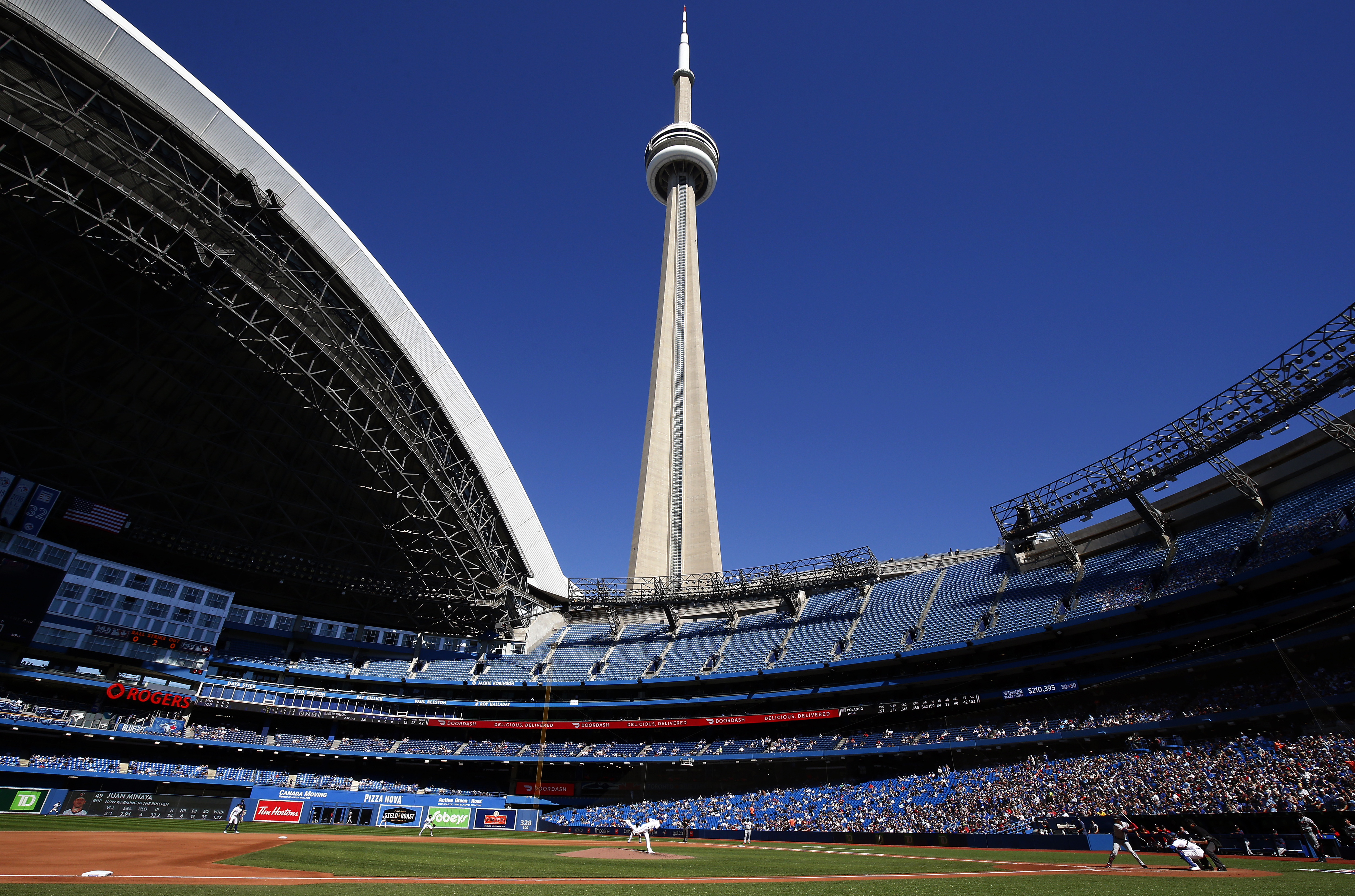 Minnesota Twins v Toronto Blue Jays