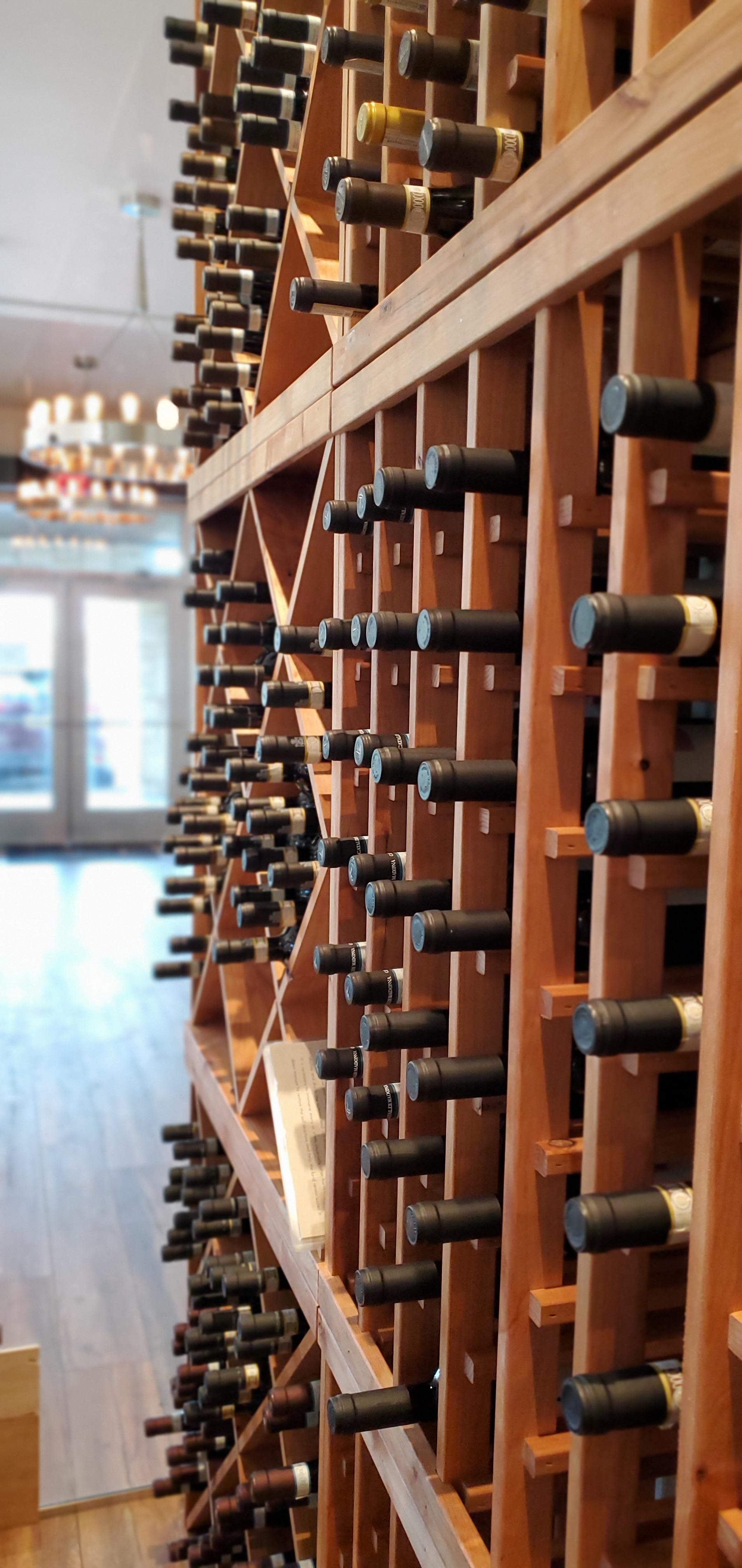 Westlake Wine Bar offers 150 European-leaning wines
