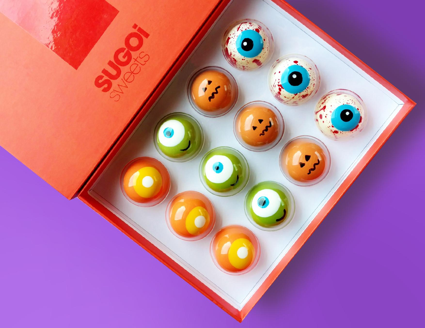 A box of bonbons.