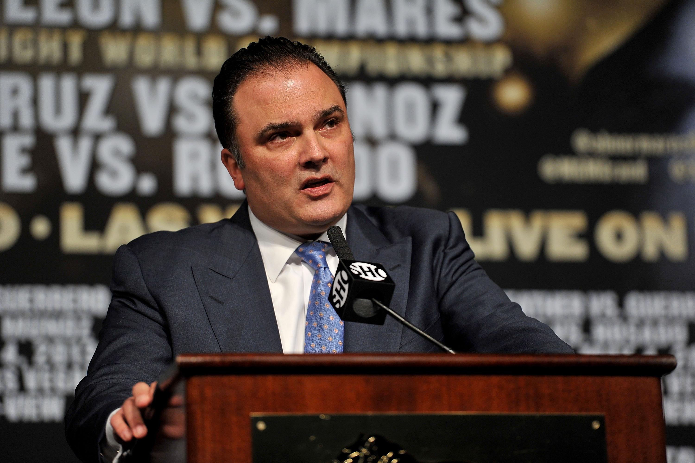 Floyd Mayweather Jr. v Robert Guerrero - News Conference