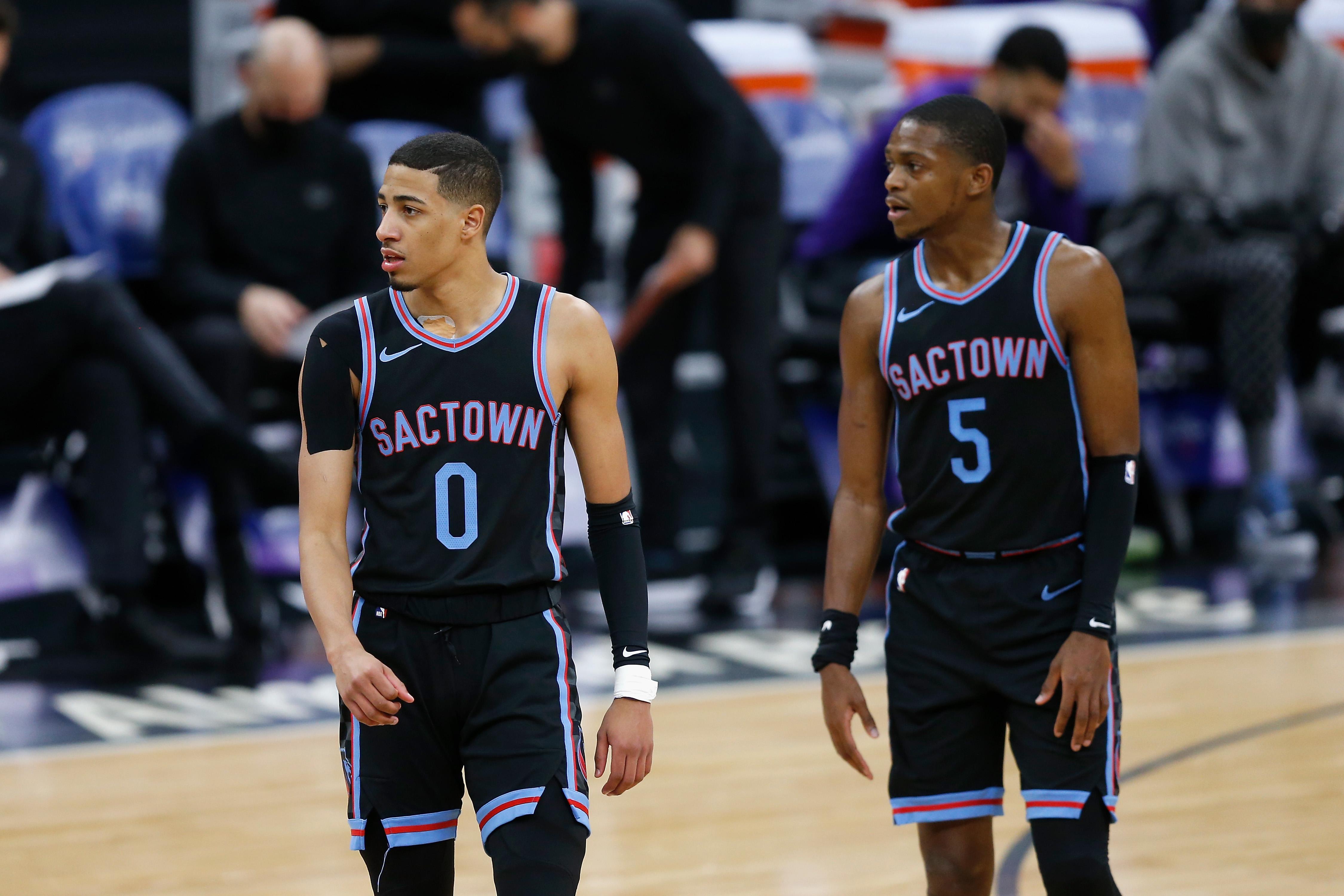 Miami Heat v Sacramento Kings