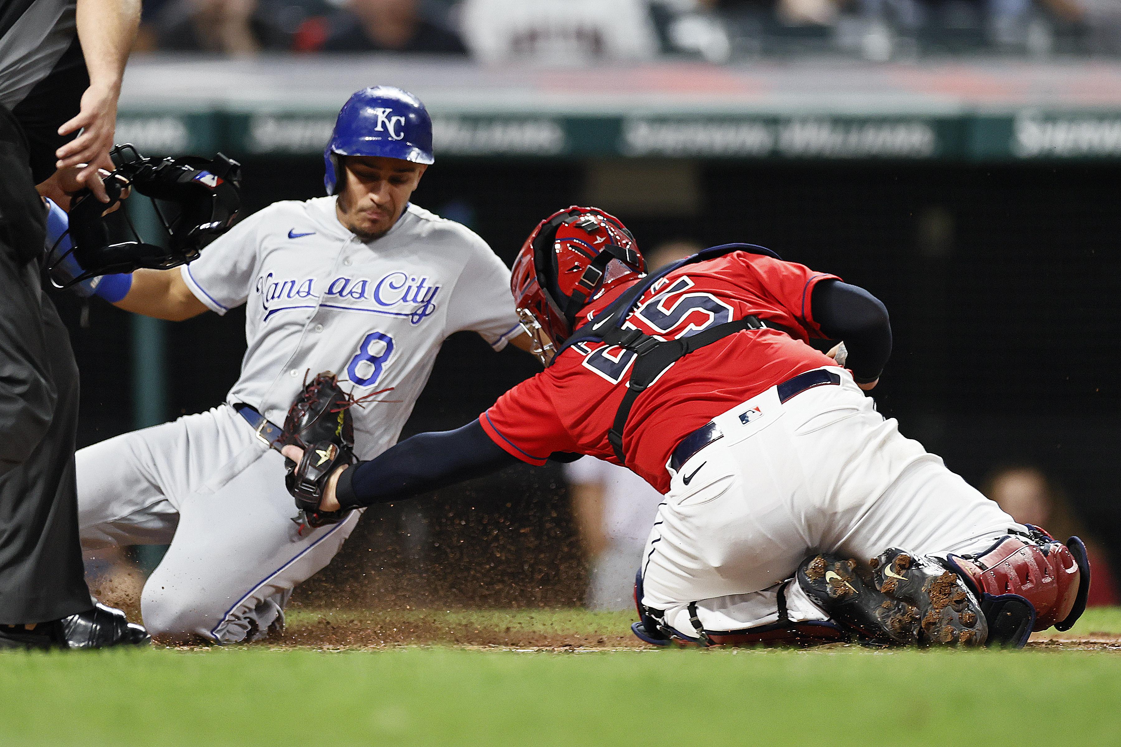 Kansas City Royals v Cleveland Indians - Game 2