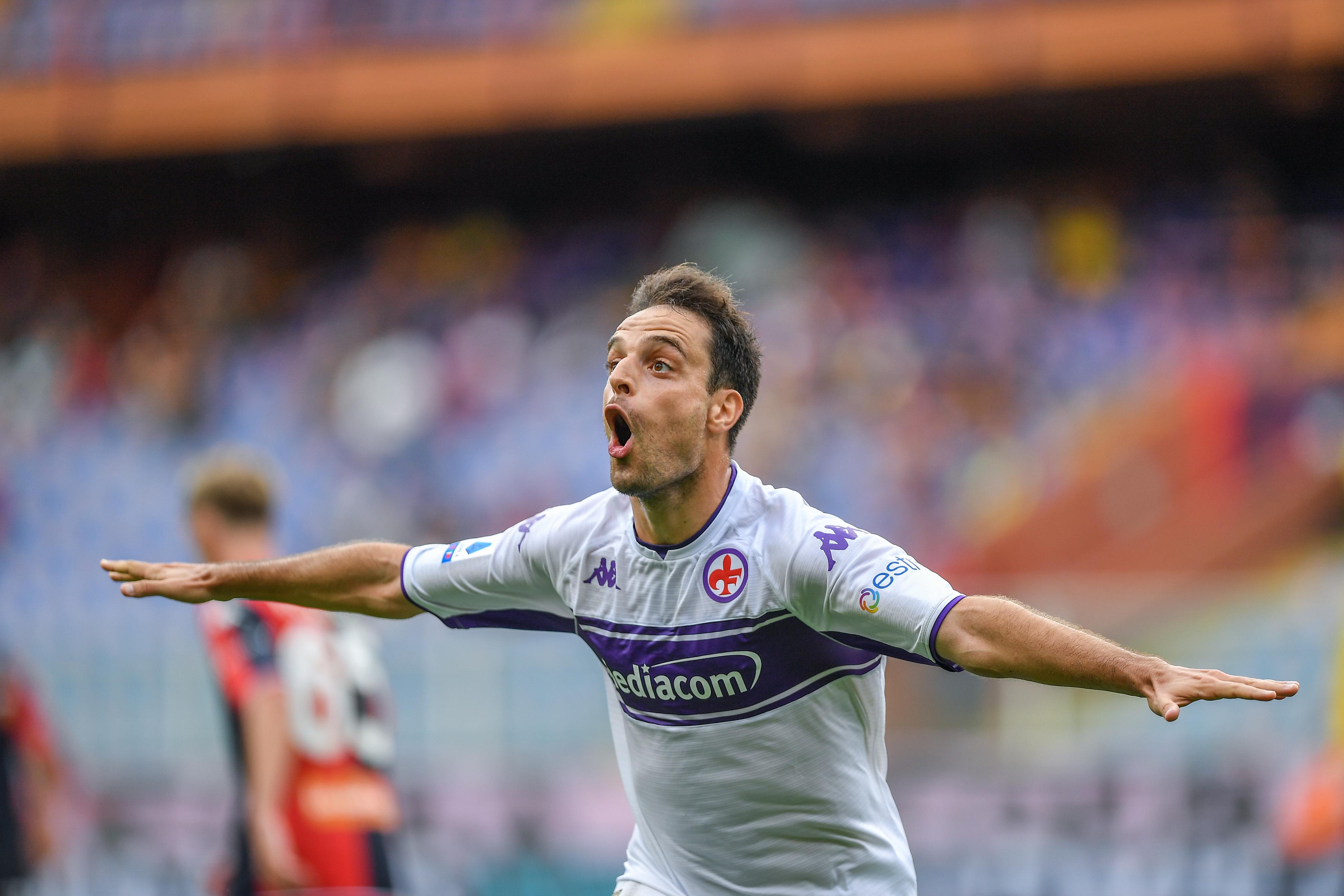 Genoa CFC v ACF Fiorentina - Serie A