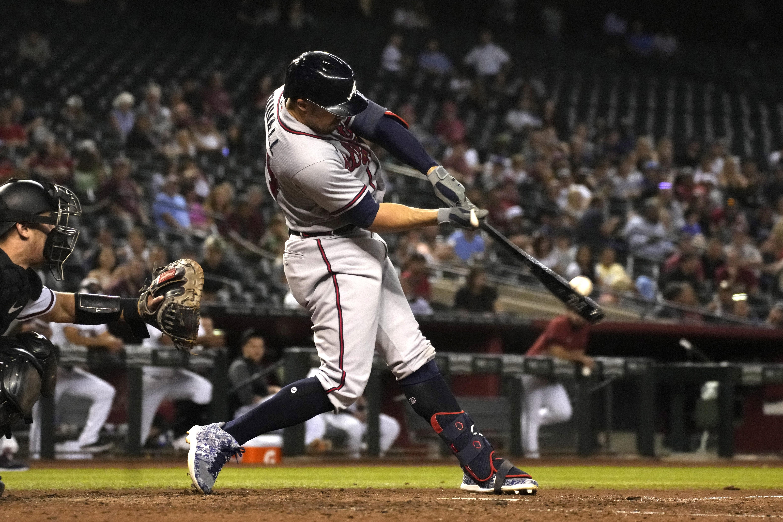 MLB: Atlanta Braves at Arizona Diamondbacks