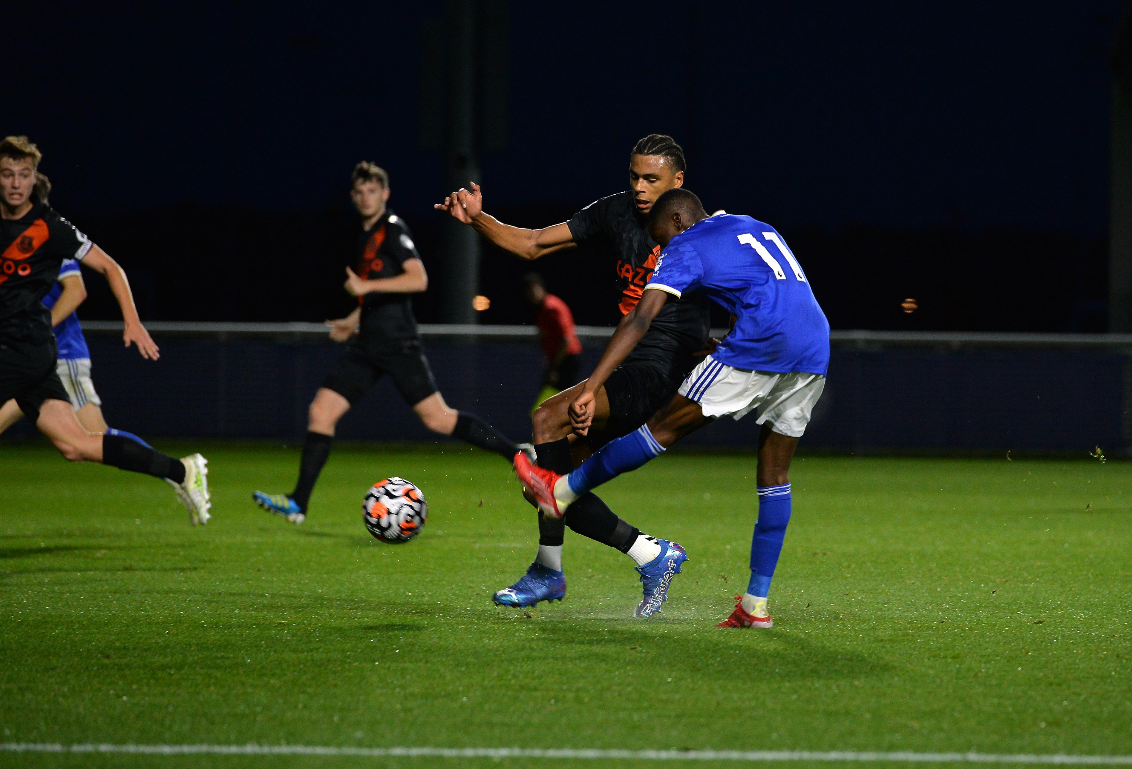 Leicester City v Everton: Premier League 2