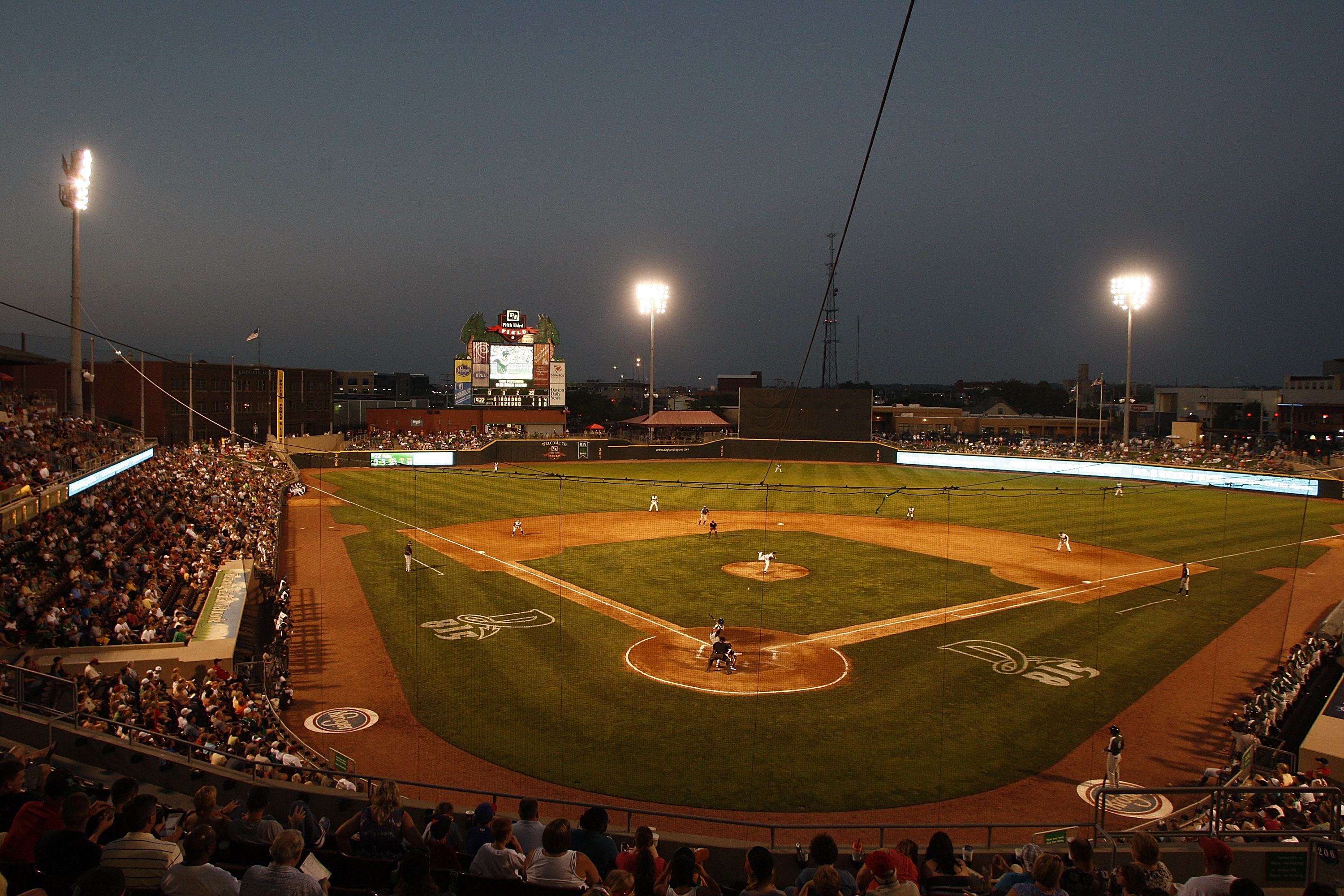 Dayton Dragons Break The All Time Professional Sports Record For Consecutive Sell Outs