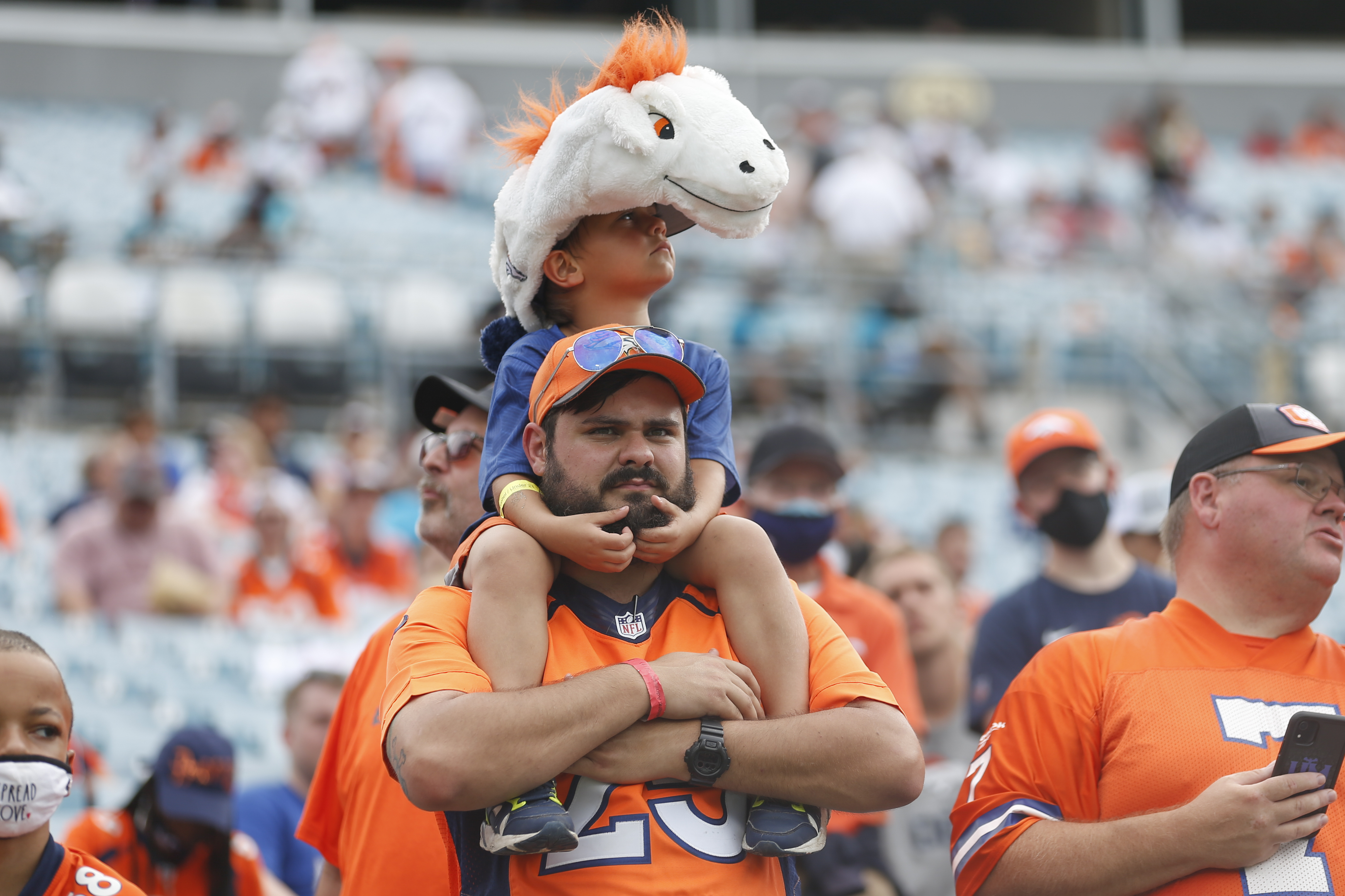 NFL: SEP 19 Broncos at Jaguars