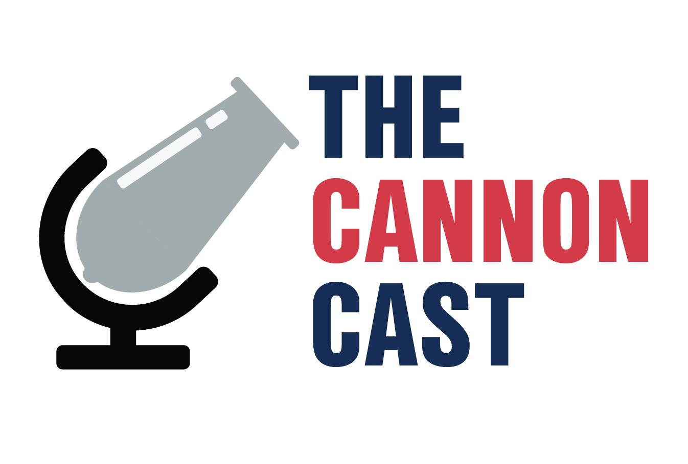 The Cannon Cast logo