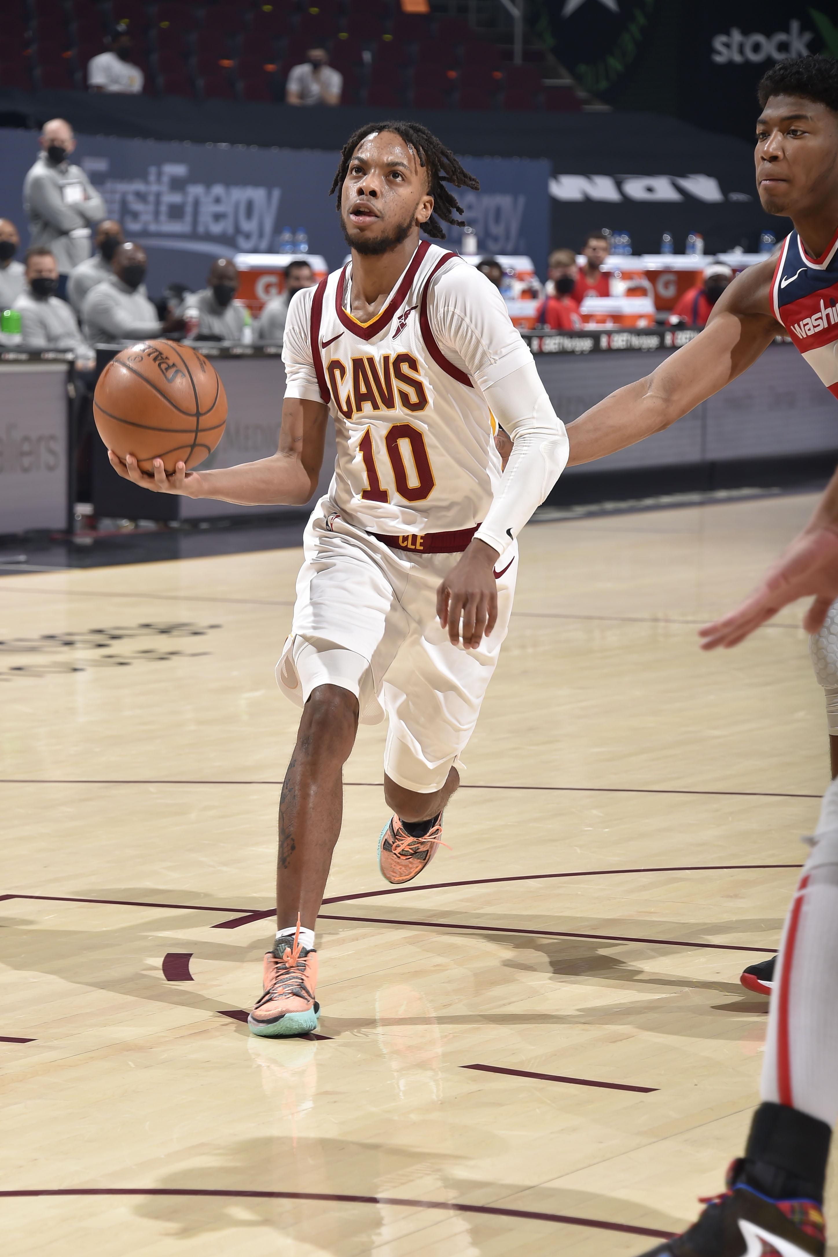 Washington Wizards v Cleveland Cavaliers
