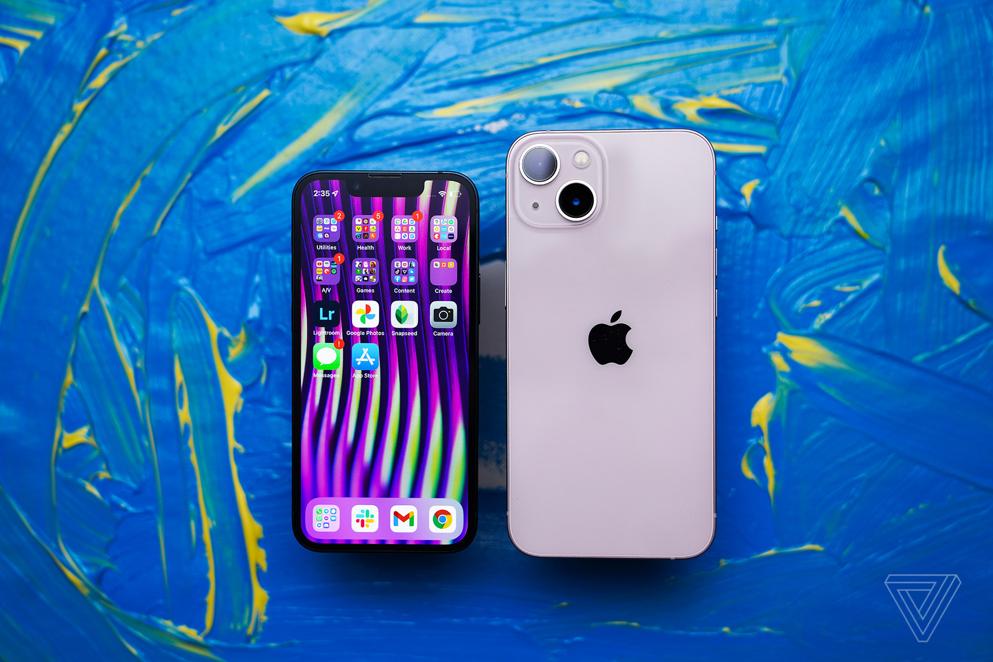 The iPhone 13 Mini and iPhone 13