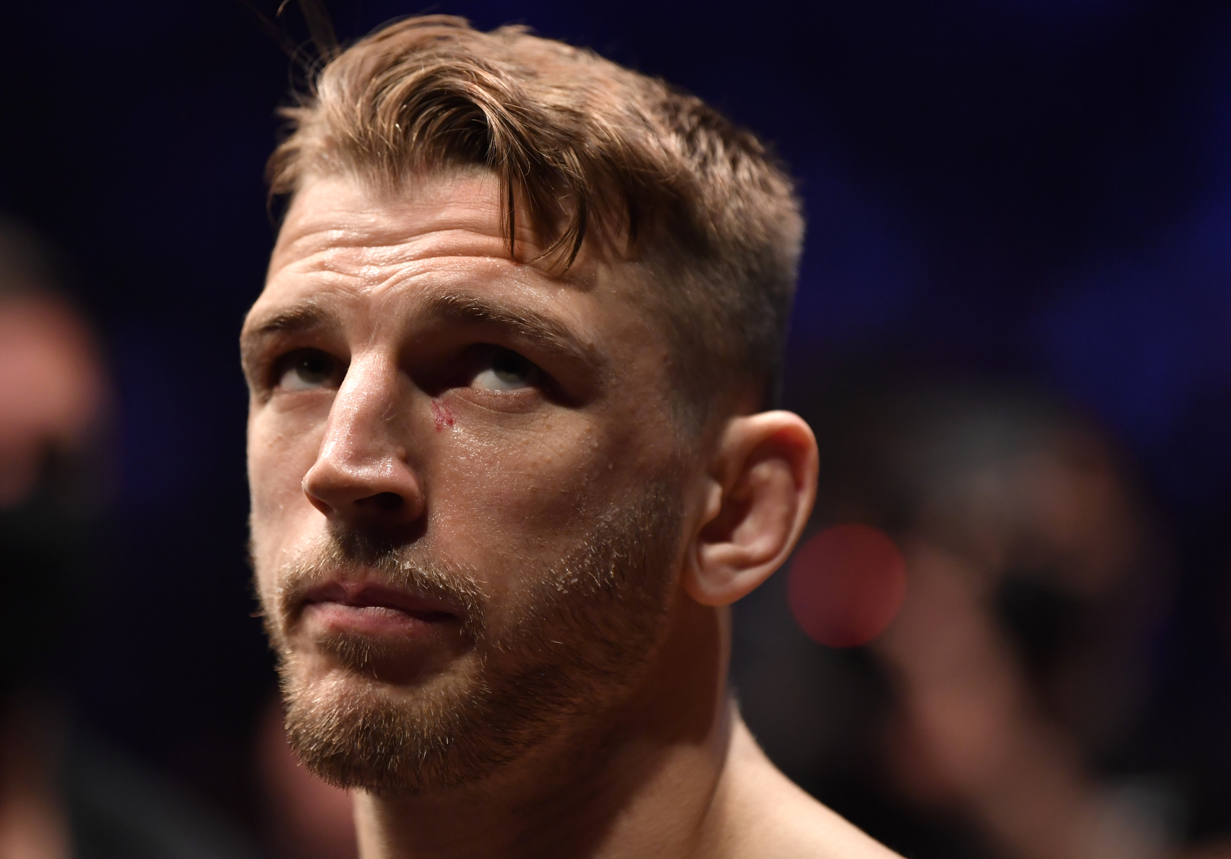 UFC lightweight contender Dan Hooker is thinking about possibly relocating to the United States.