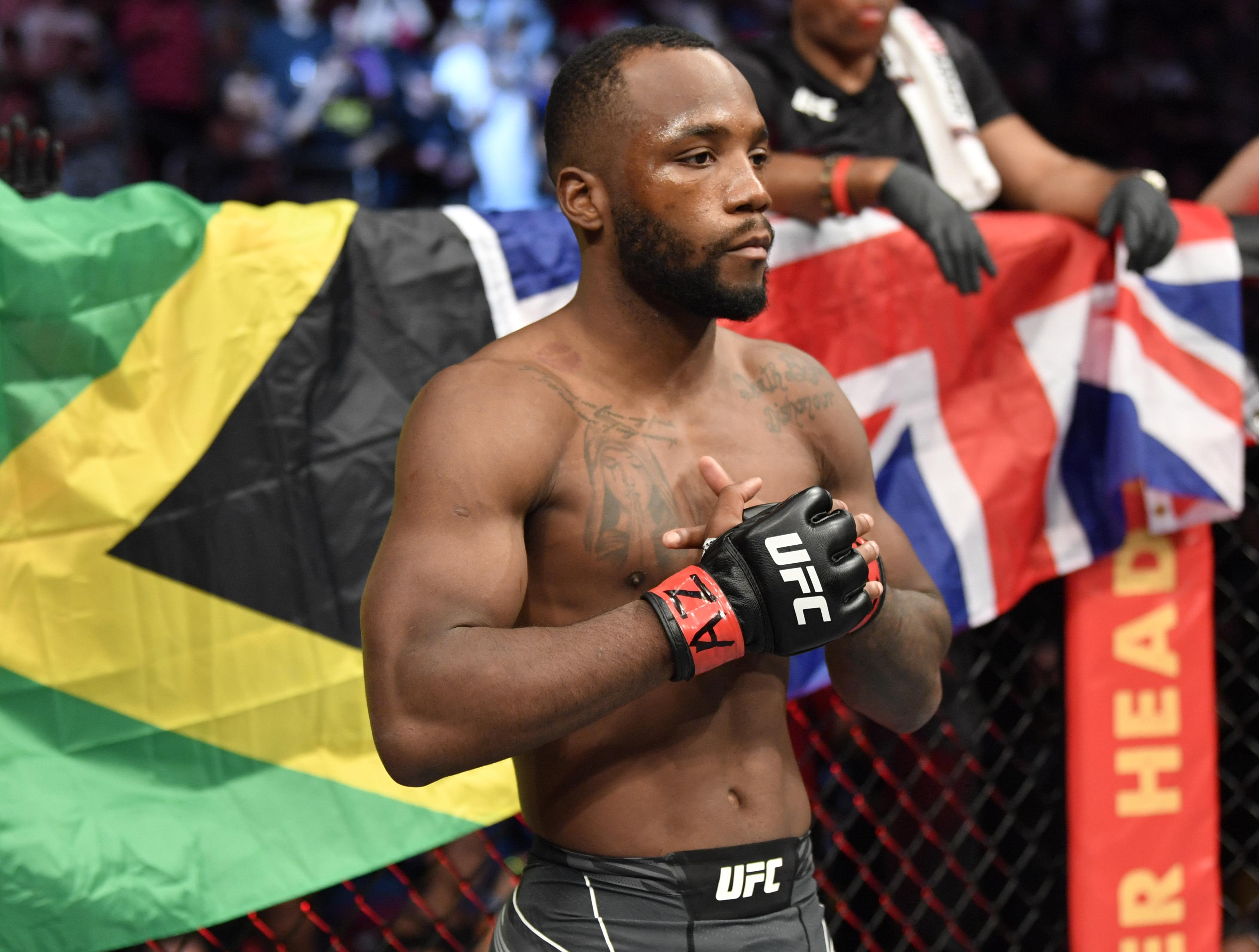 UFC 263: Edwards v Diaz