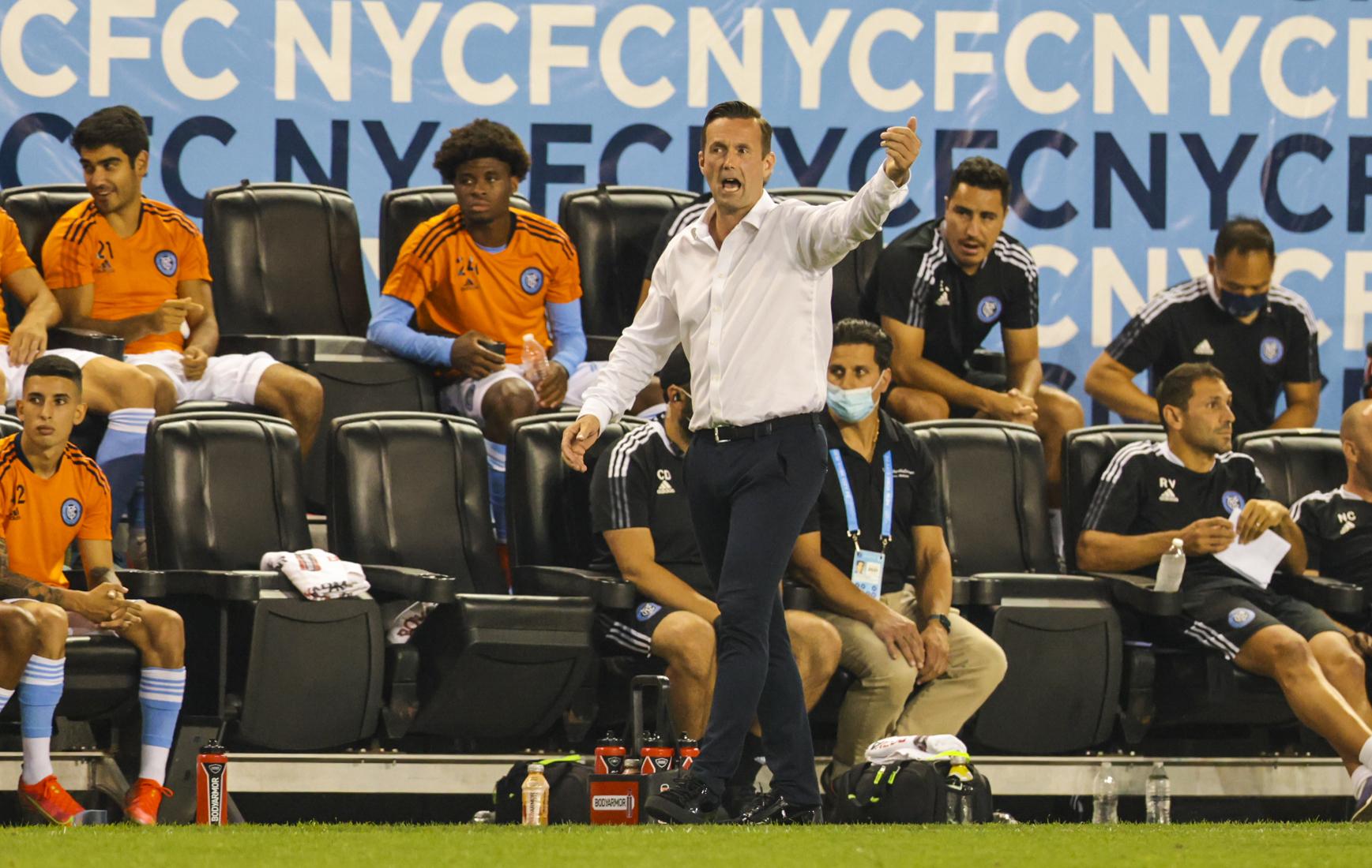 MLS: CF Montreal at New York City FC