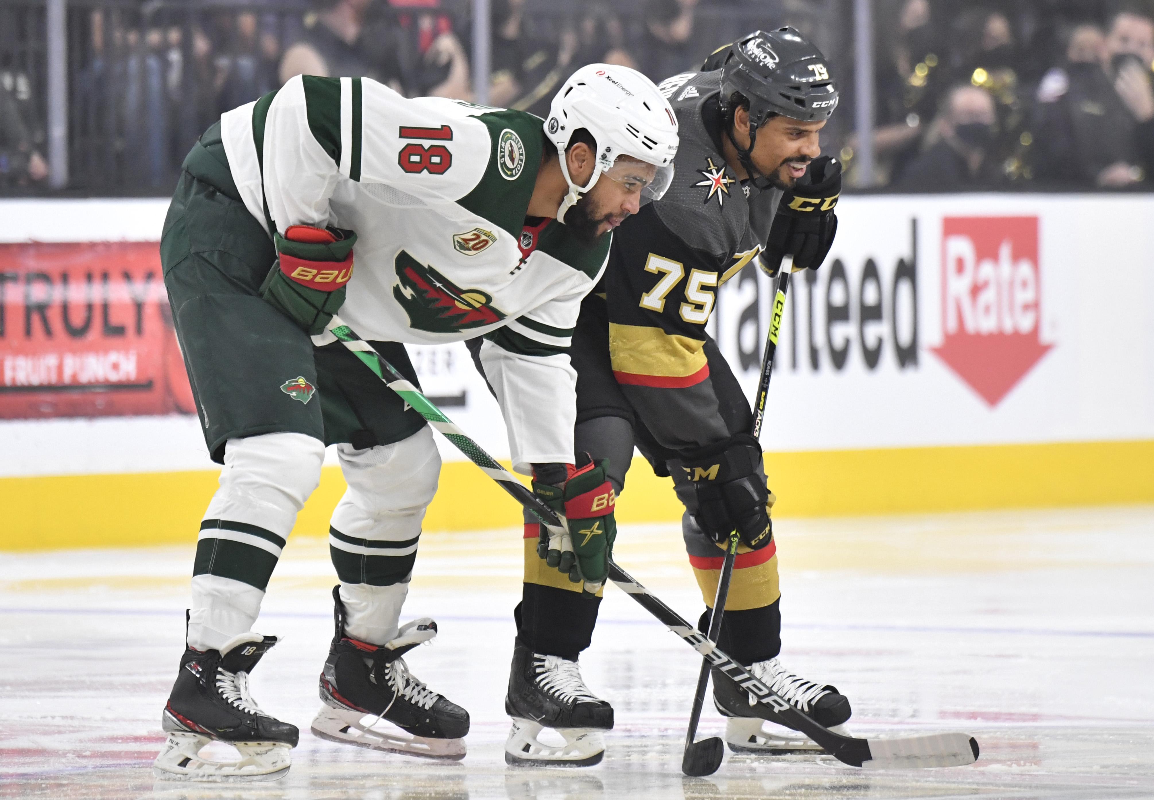Minnesota Wild v Vegas Golden Knights - Game Seven