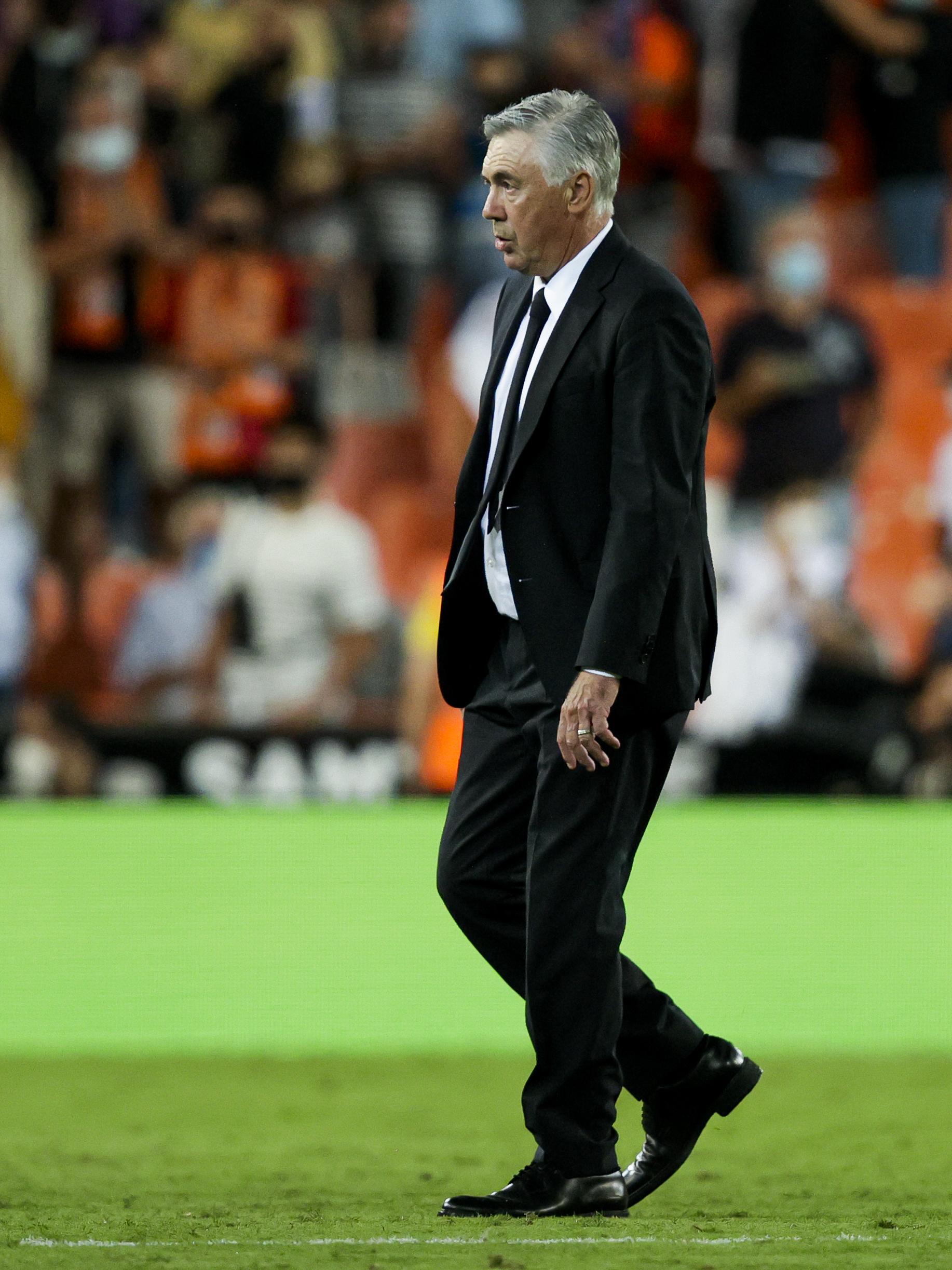 Valencia v Real Madrid - La Liga Santander