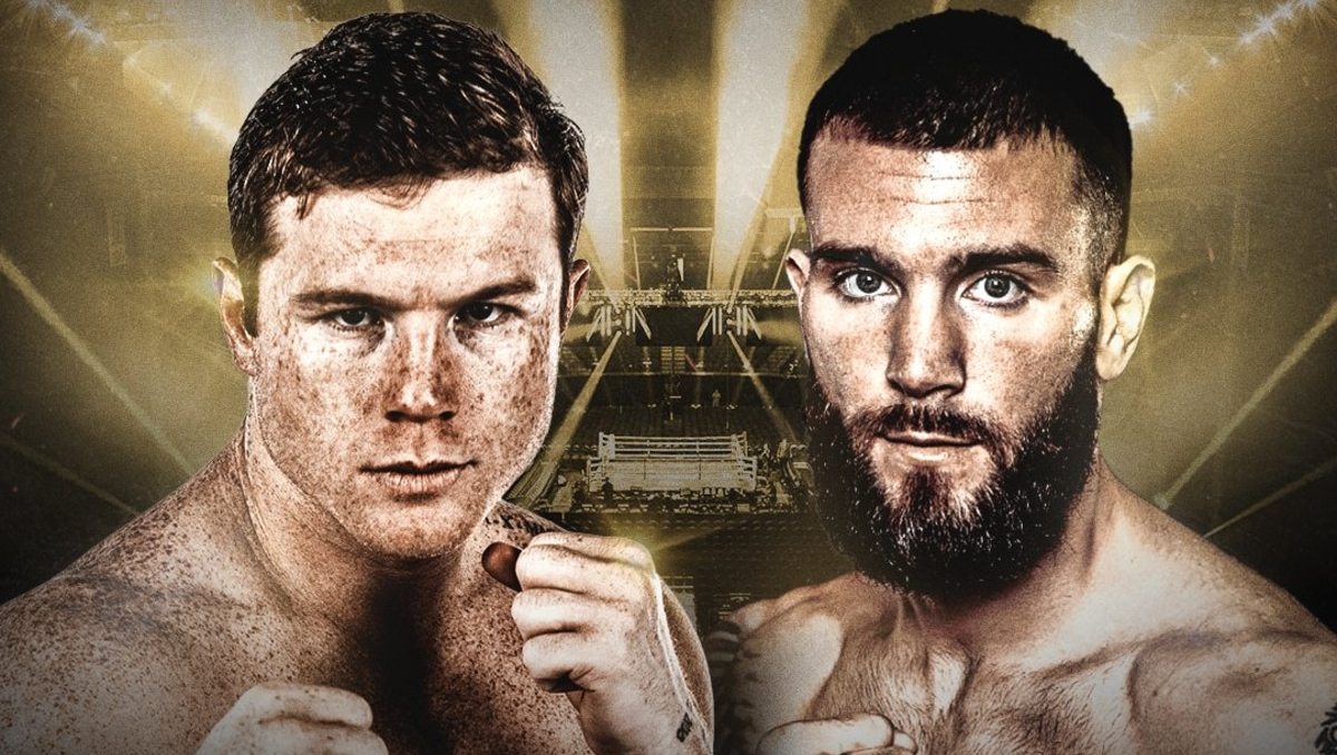 Canelo Alvarez and Caleb Plant will fight on November 6 on Showtime PPV.