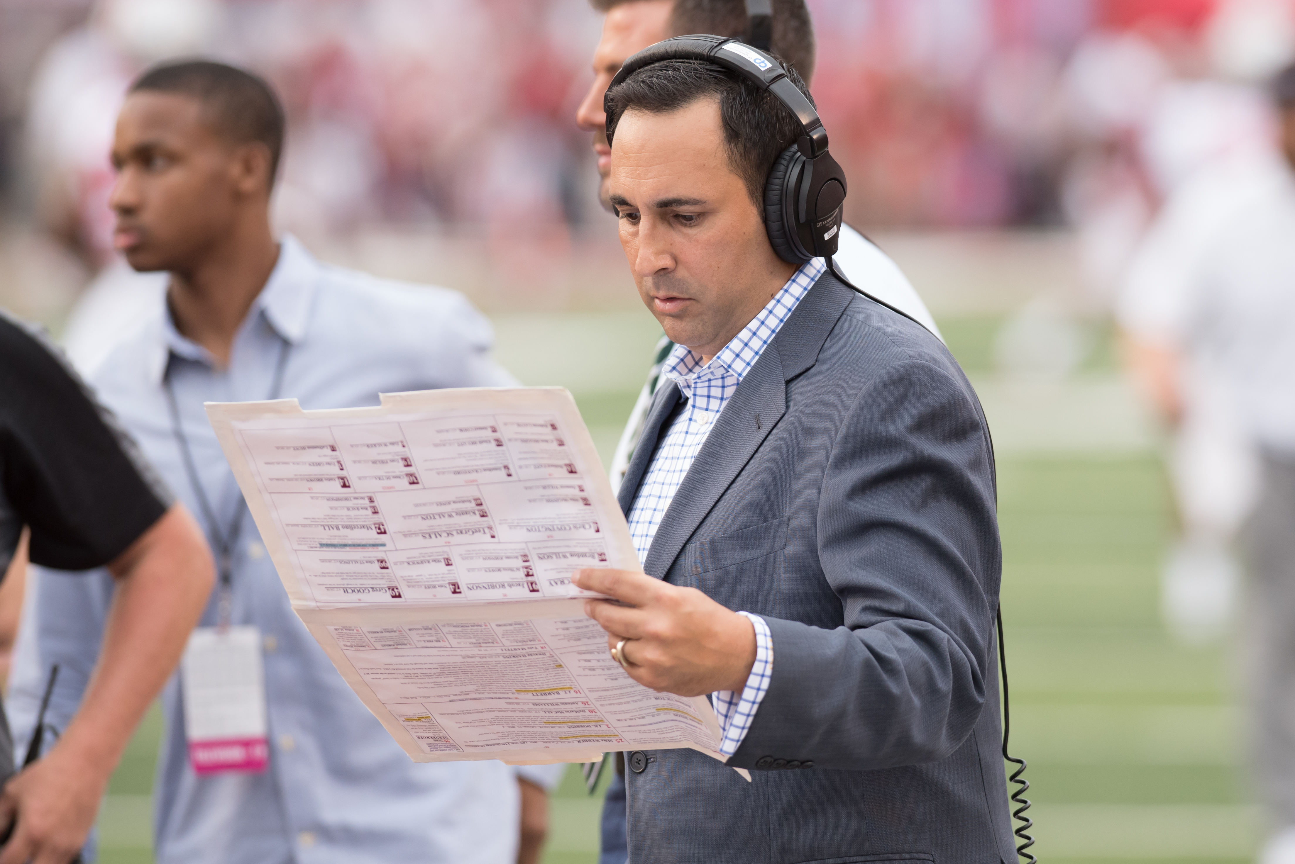 COLLEGE FOOTBALL: AUG 31 Ohio State at Indiana